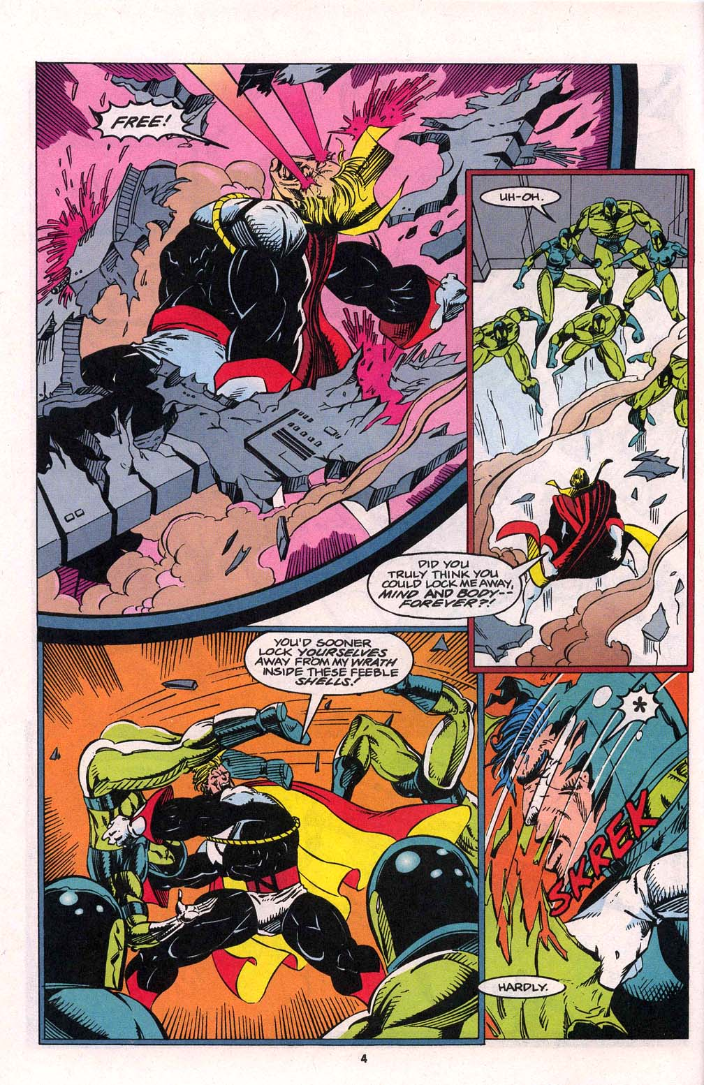 Avengers Unplugged issue 1 - Page 5