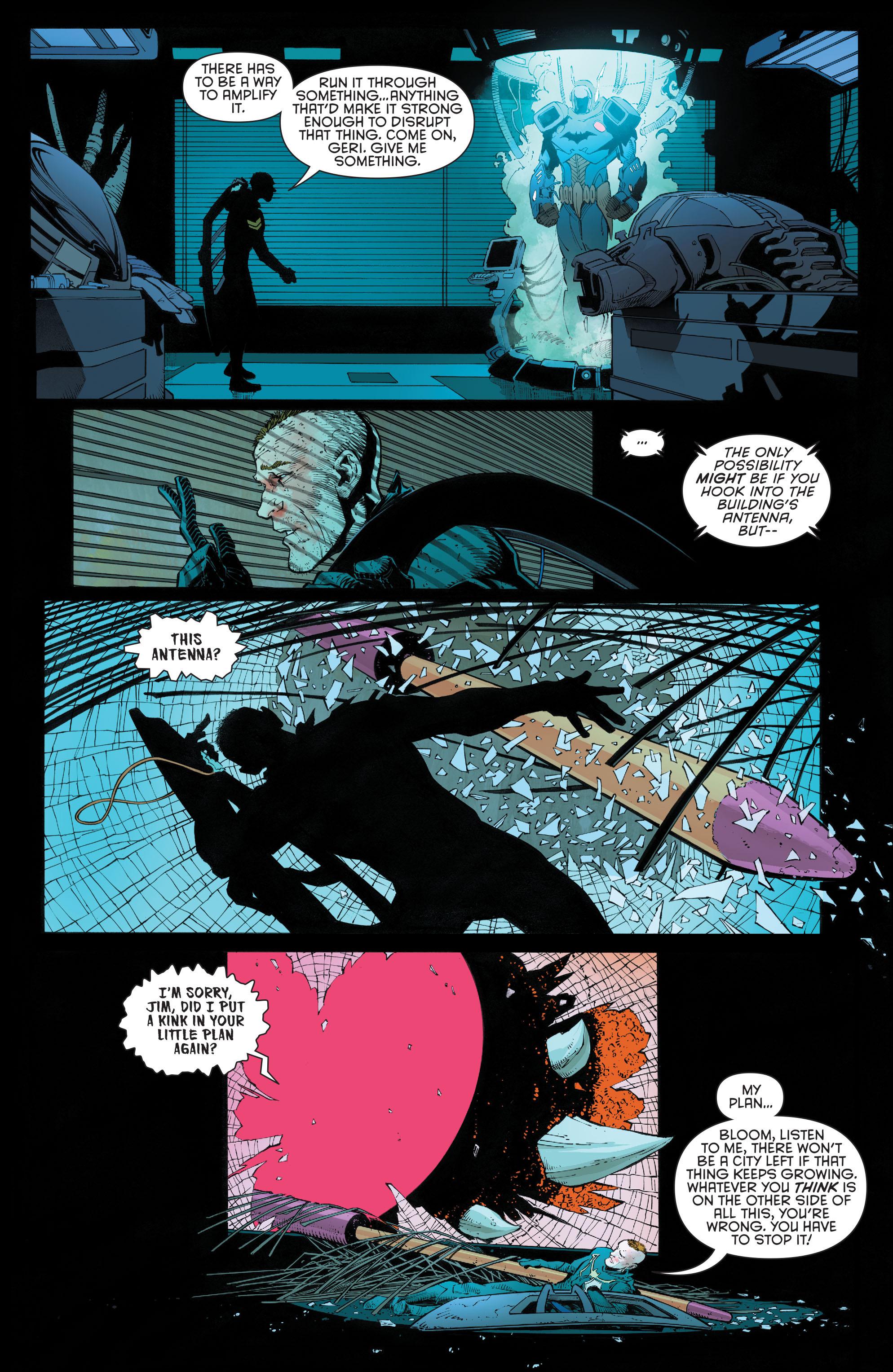 Read online Batman (2011) comic -  Issue # _TPB 9 - 116