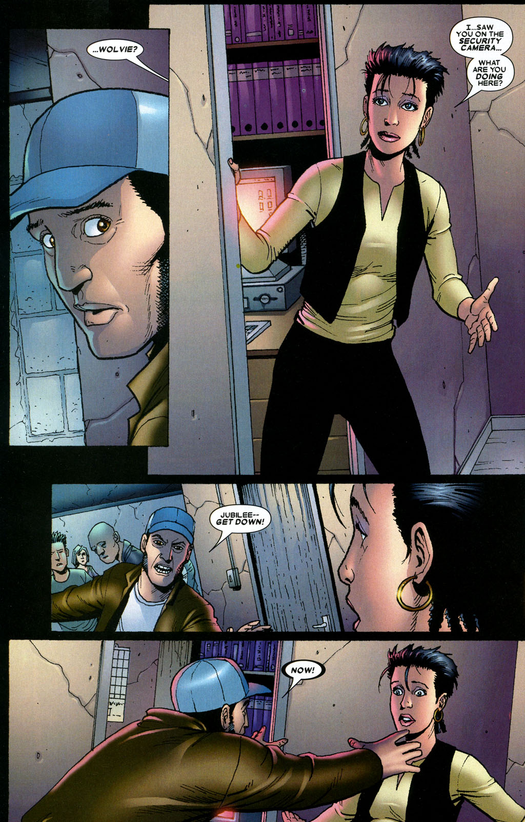 Read online Wolverine: Origins comic -  Issue #6 - 22