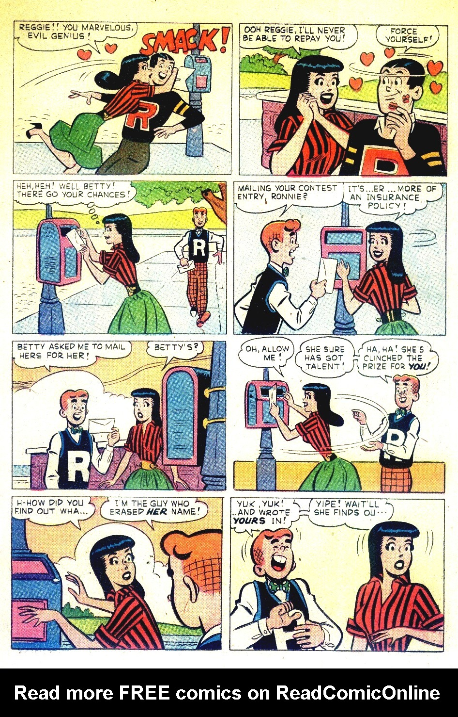 Read online Archie's Girls Betty and Veronica comic -  Issue #27 - 15