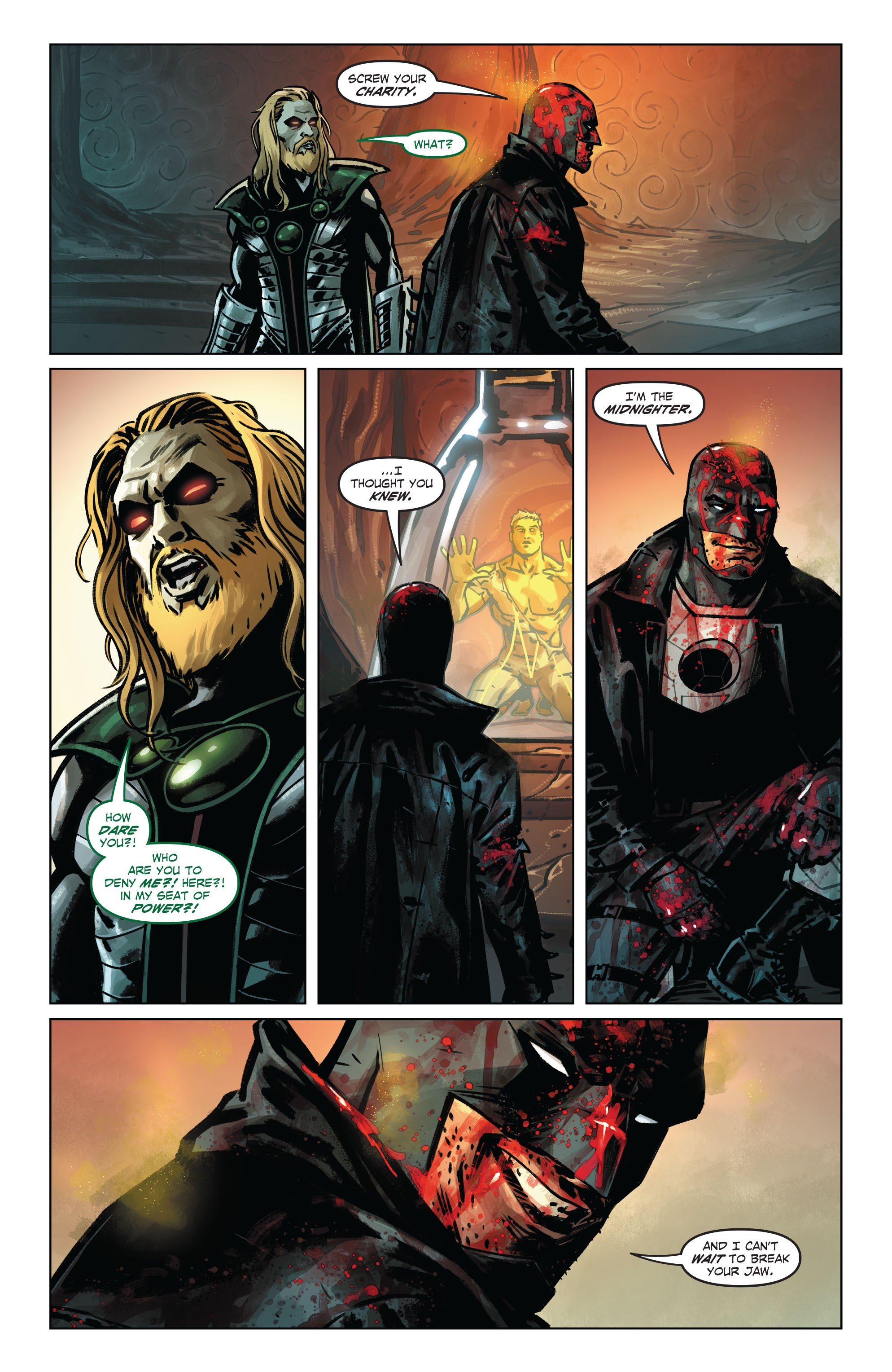 Midnighter and Apollo #_TPB #7 - English 100