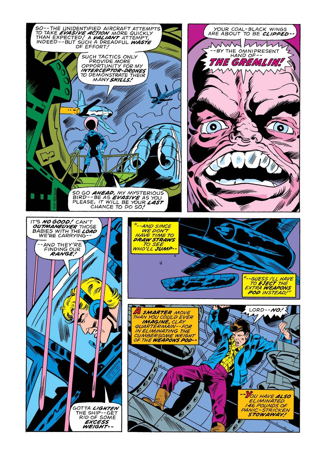 Read online Marvel Masterworks: The Incredible Hulk comic -  Issue # TPB 11 (Part 1) - 71