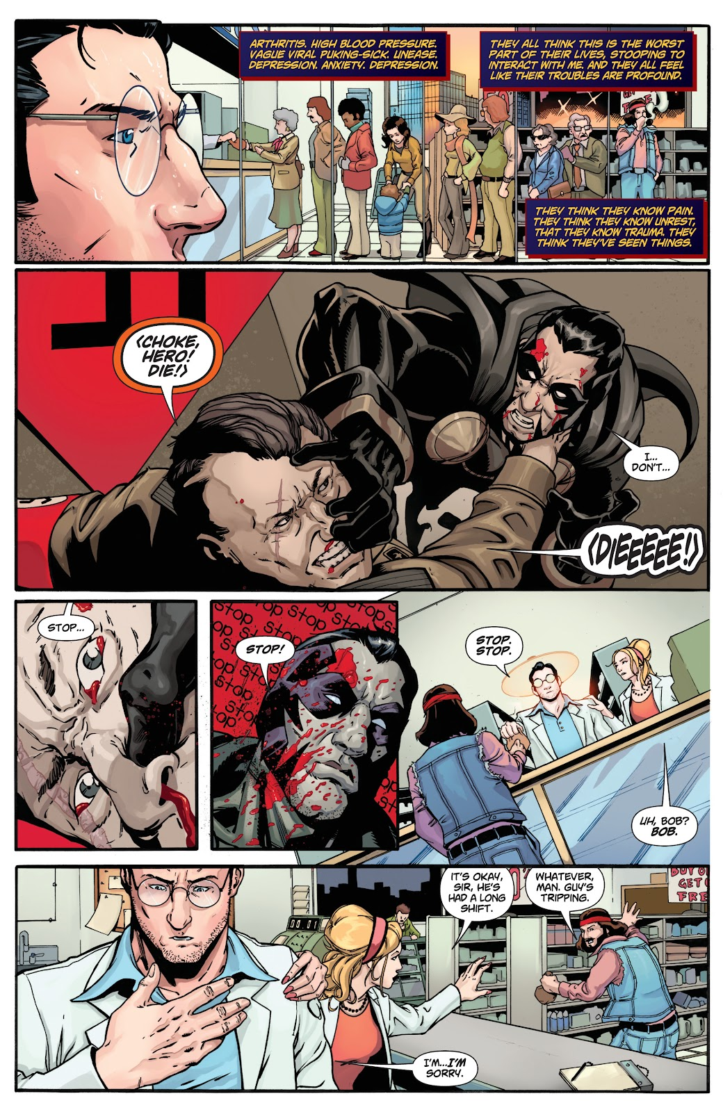 Read online Black Terror (2019) comic -  Issue # Full - 9