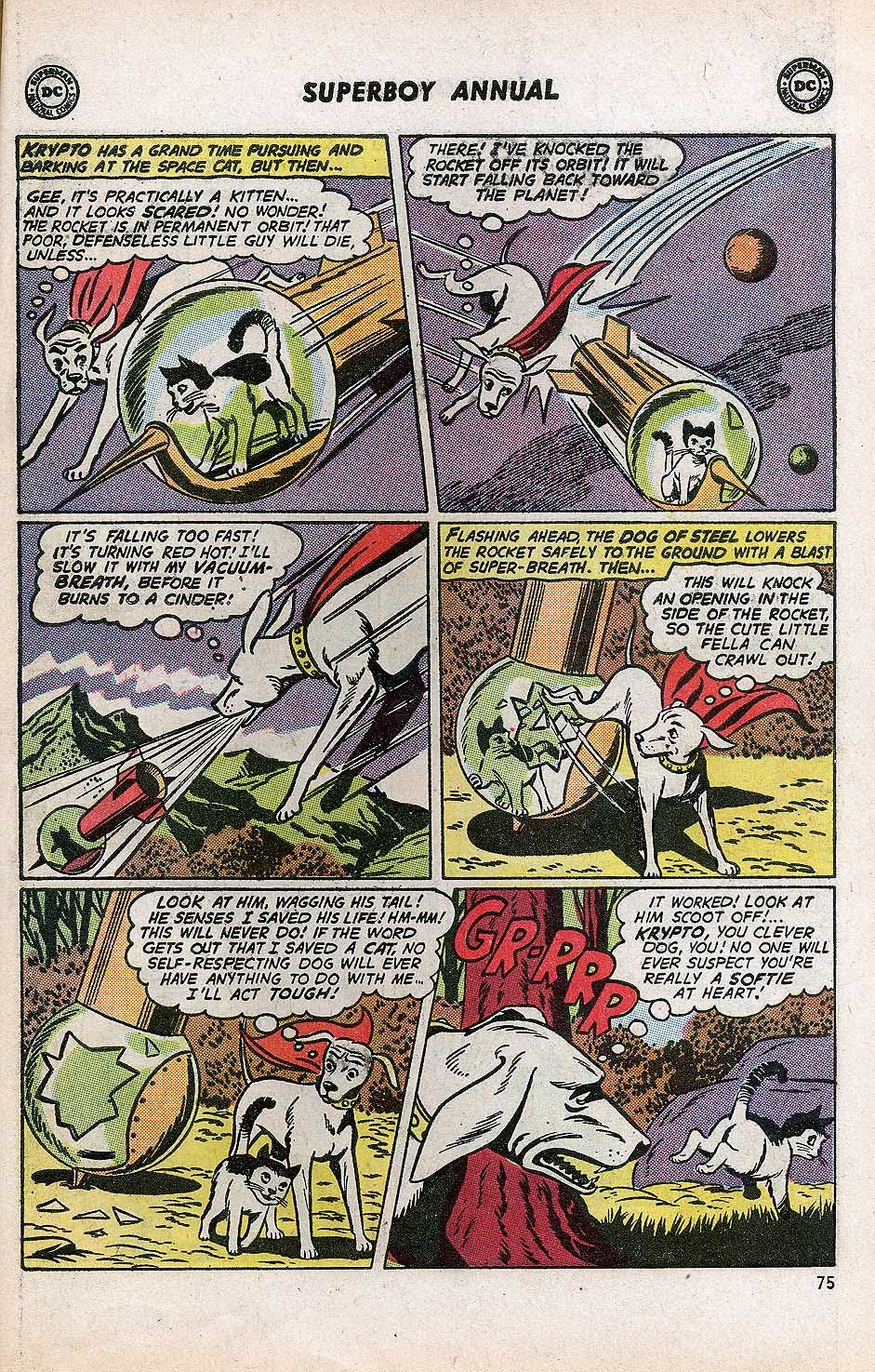 Superboy (1949) issue Annual 1 - Page 77