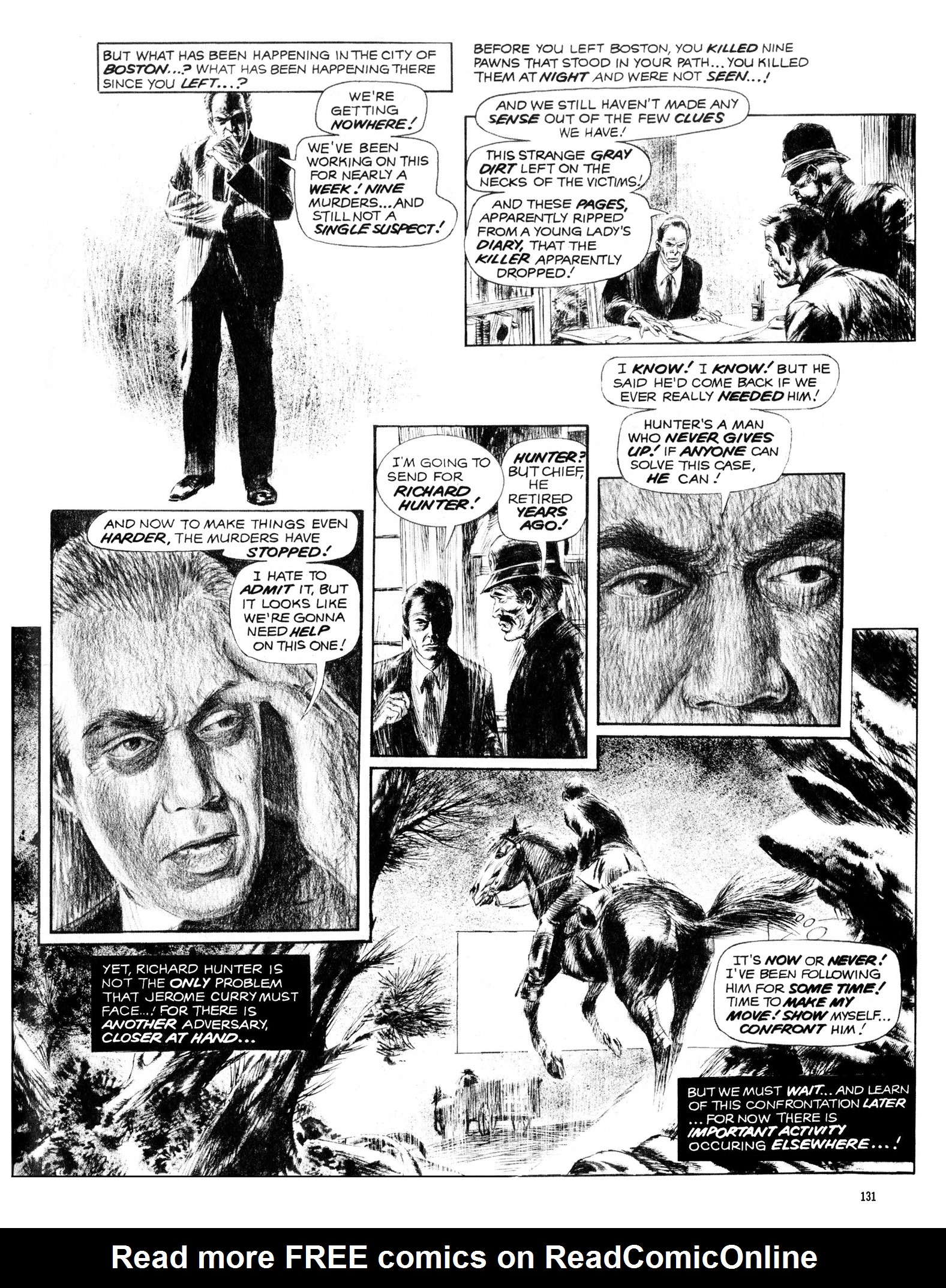 Read online Eerie Archives comic -  Issue # TPB 13 - 132