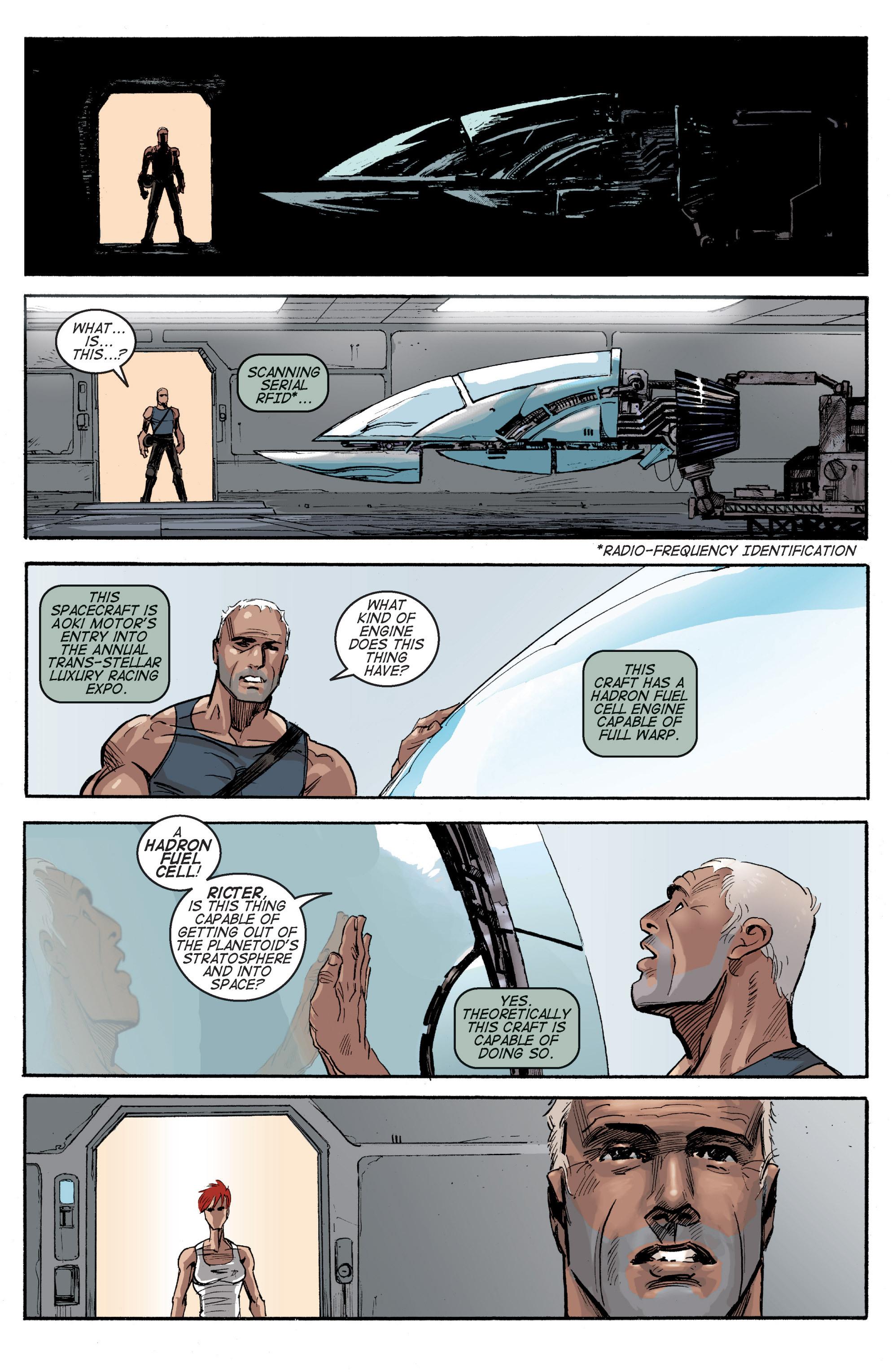 Read online Planetoid comic -  Issue # TPB - 109