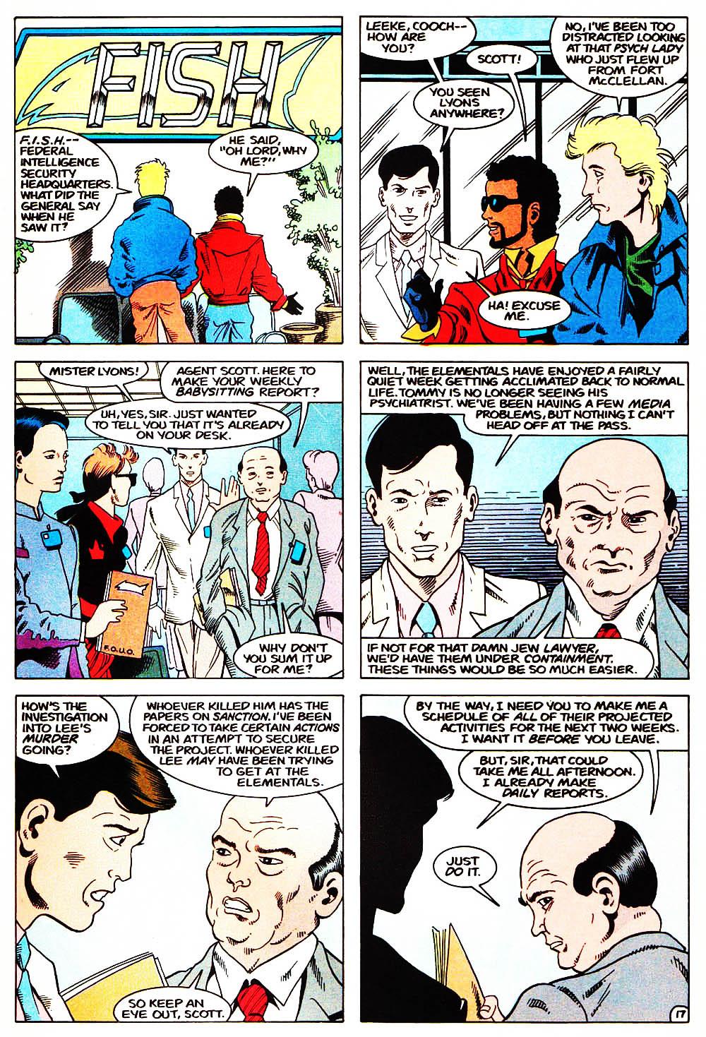 Elementals (1984) issue 10 - Page 22