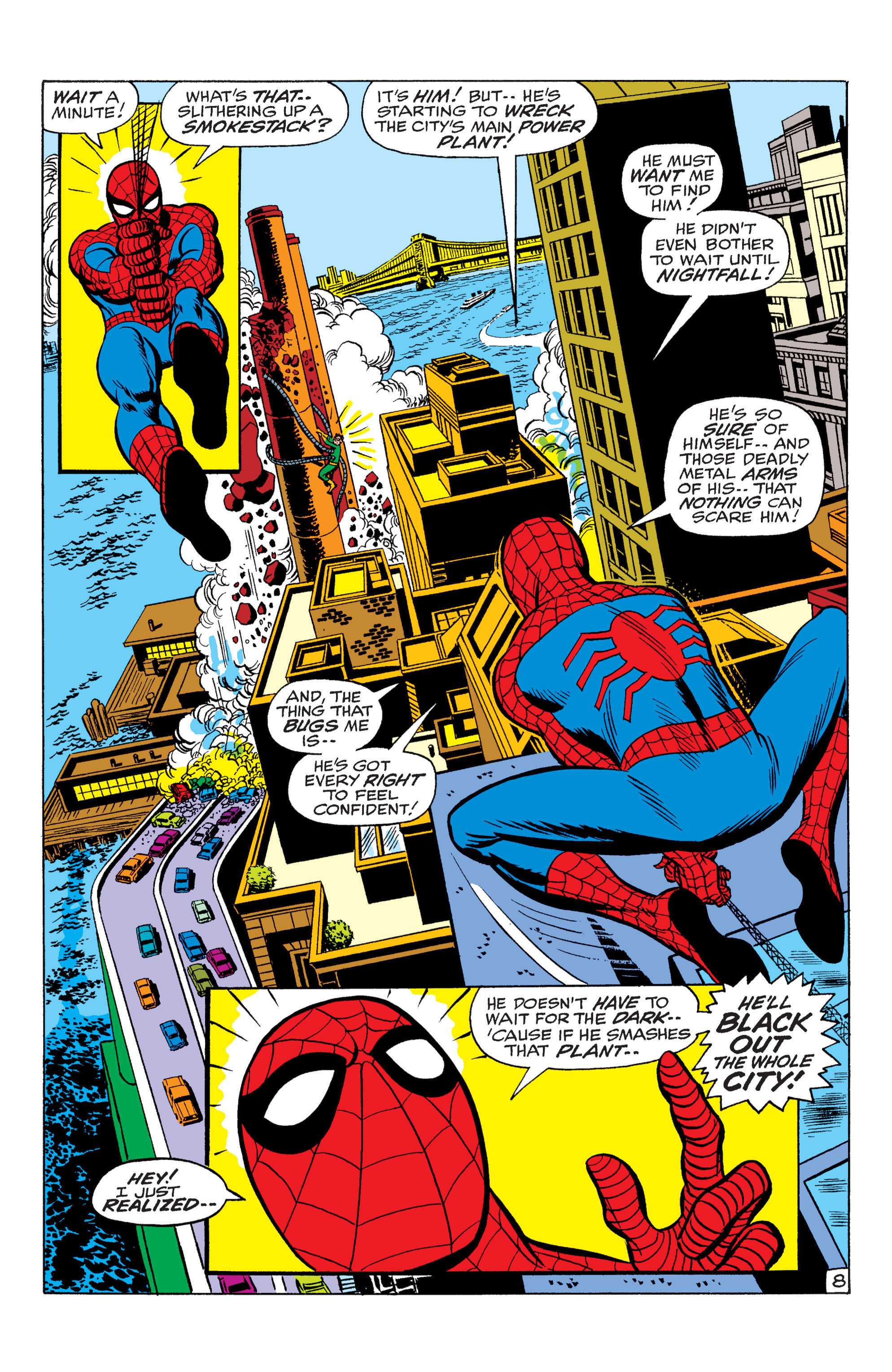 The Amazing Spider-Man (1963) 89 Page 8
