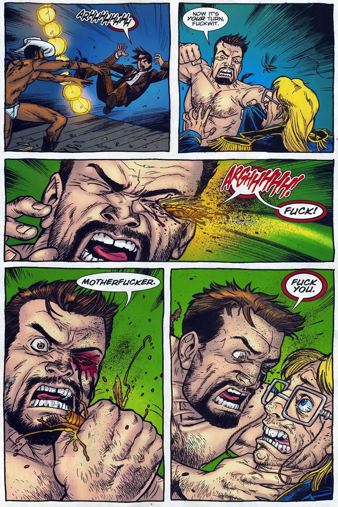 Read online The Exterminators comic -  Issue #30 - 15