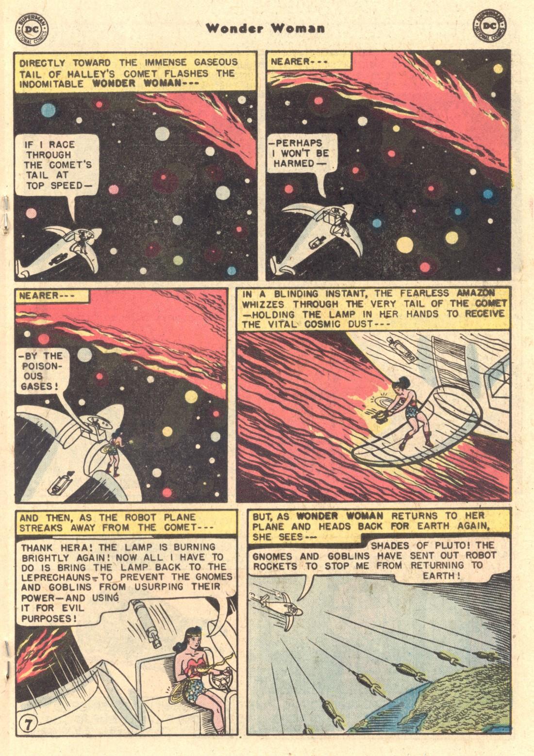 Read online Wonder Woman (1942) comic -  Issue #62 - 17