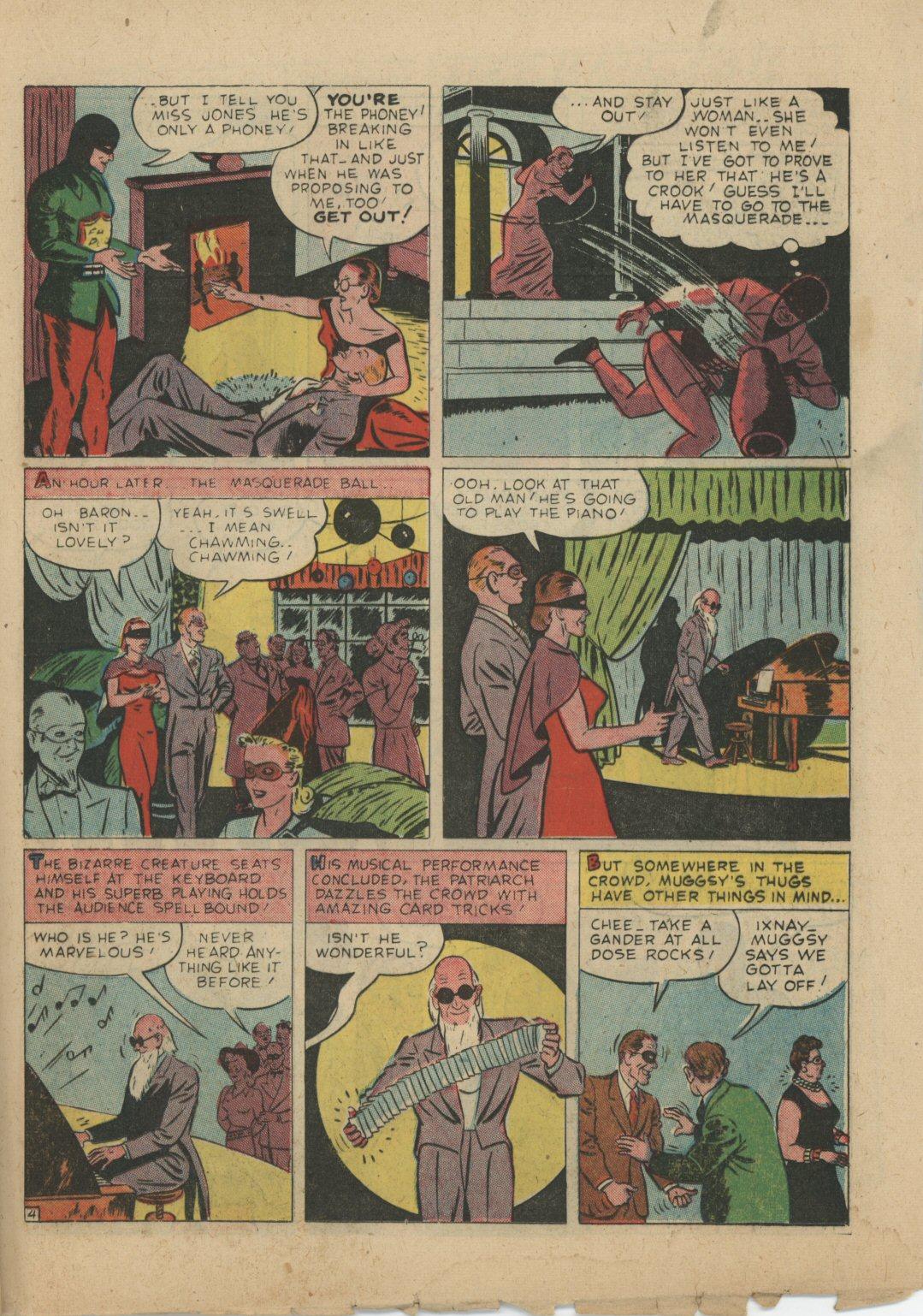 Read online Sensation (Mystery) Comics comic -  Issue #21 - 37