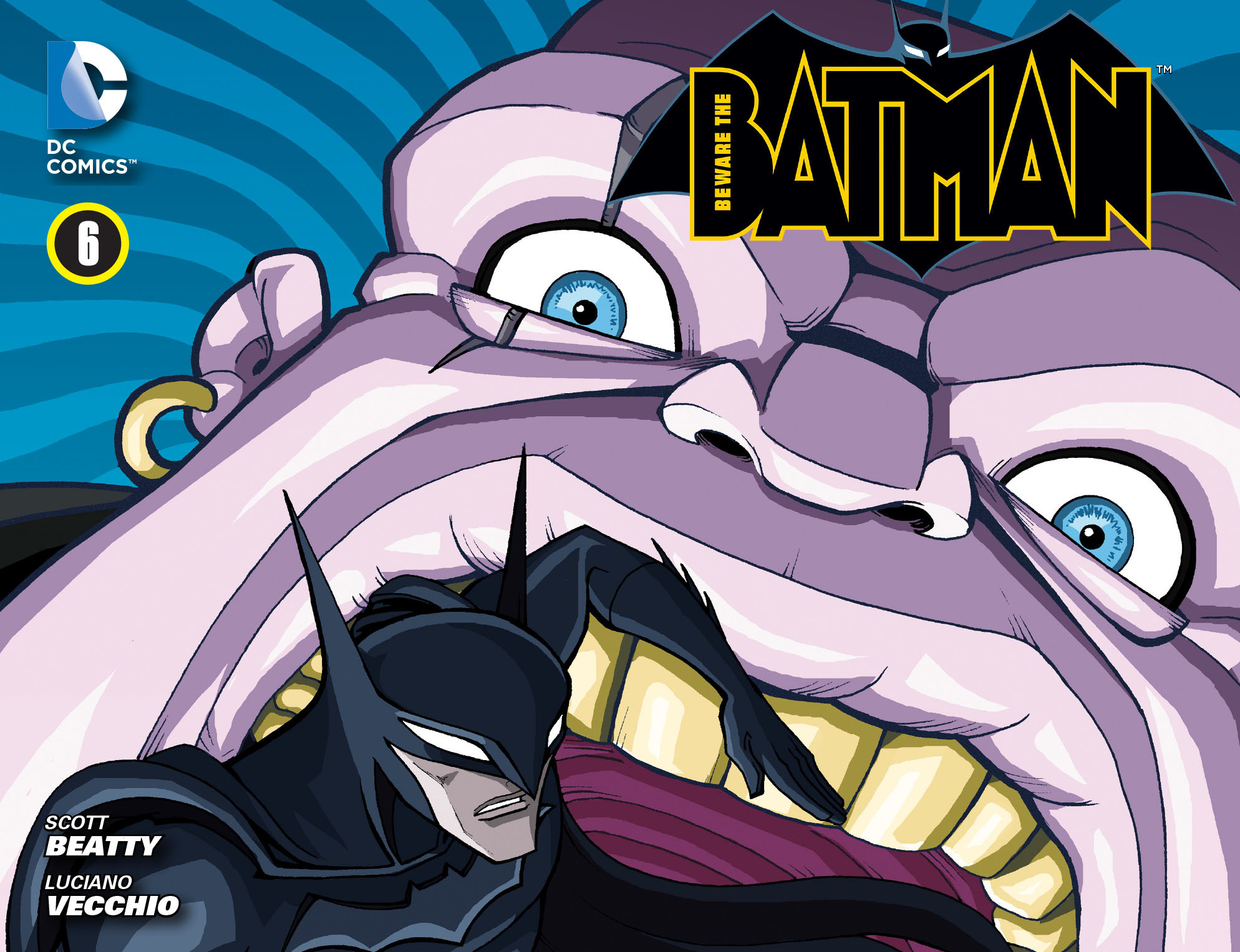 Beware the Batman [I] 6 Page 1