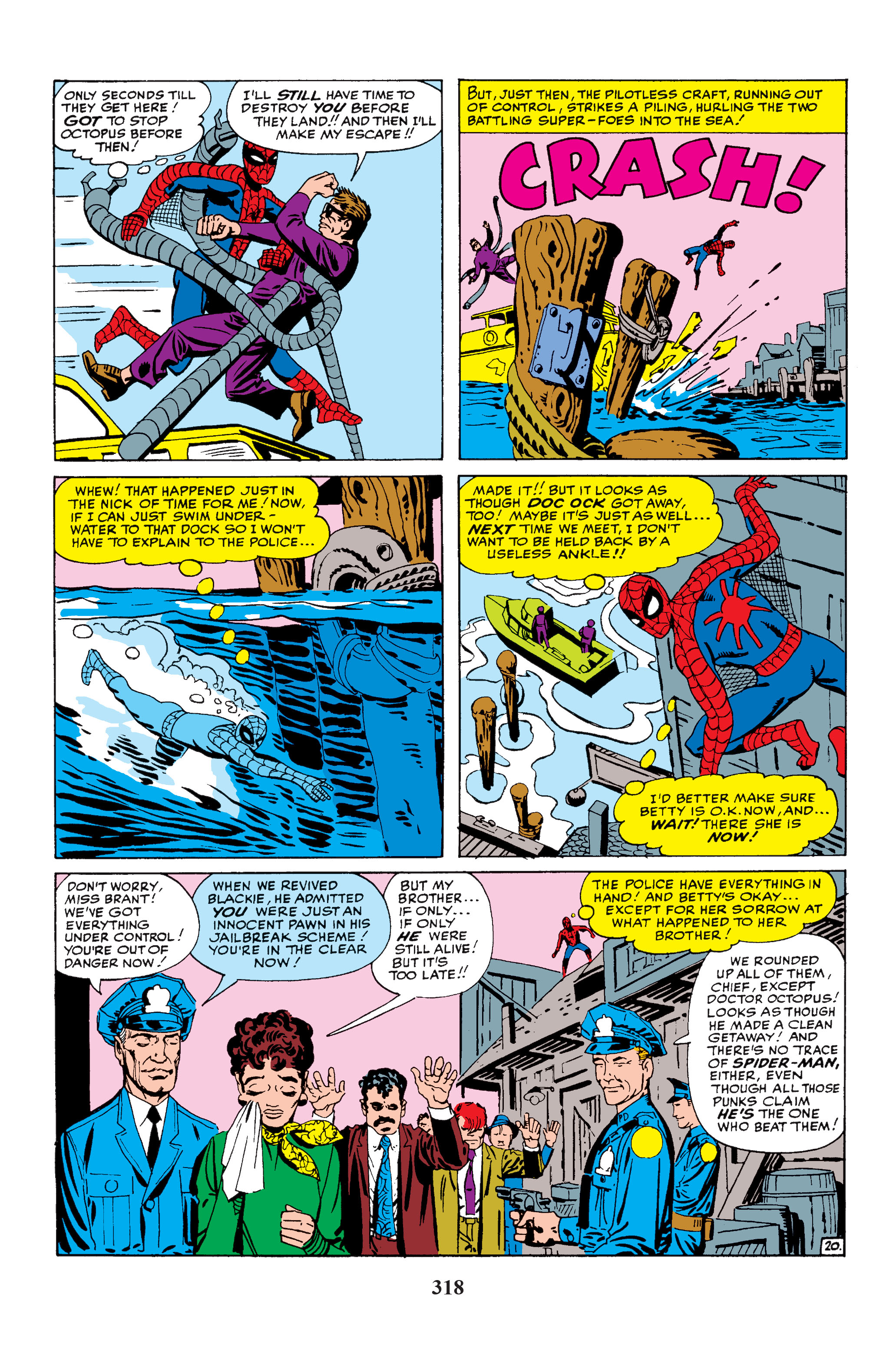 The Amazing Spider-Man (1963) 11 Page 20