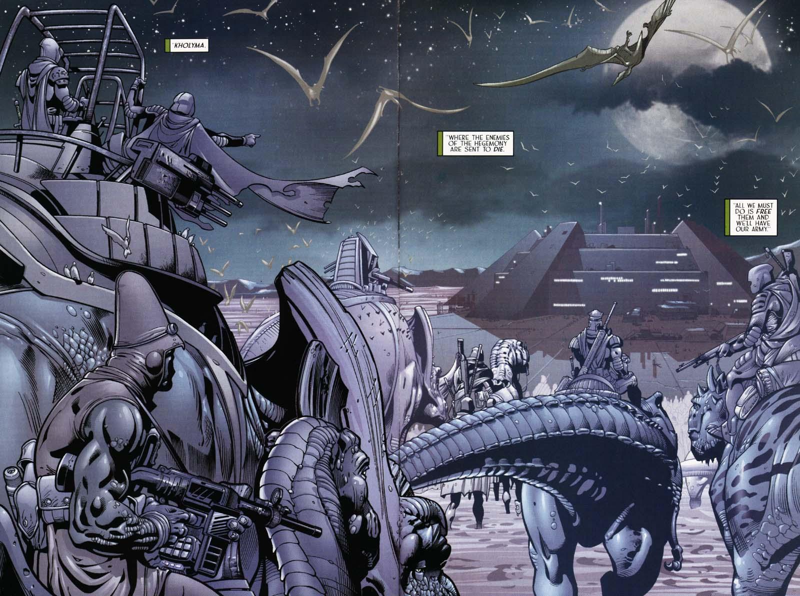 Read online Sigil (2000) comic -  Issue #25 - 12