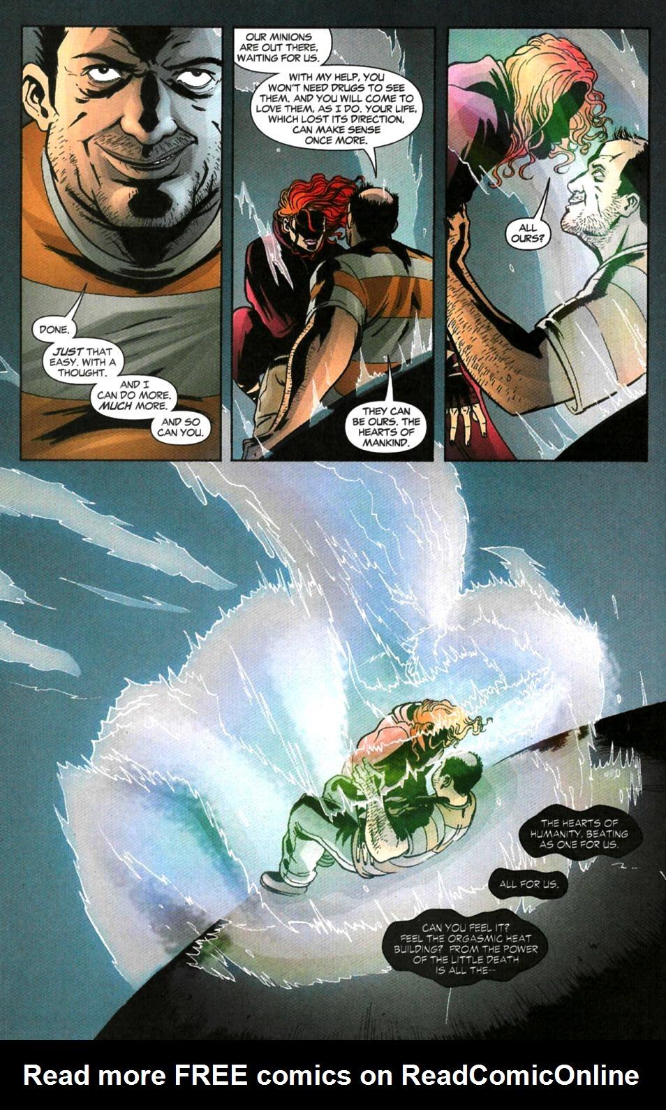 Read online Fallen Angel (2003) comic -  Issue #6 - 20