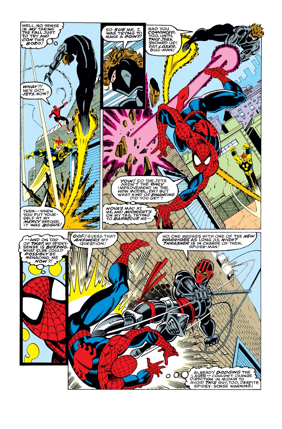 The Amazing Spider-Man (1963) 354 Page 21