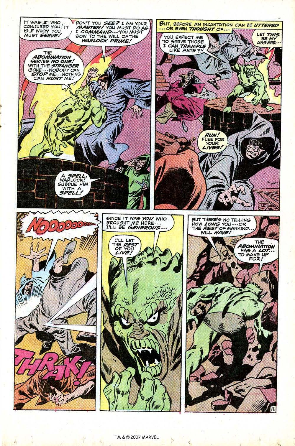 Read online Silver Surfer (1968) comic -  Issue #12 - 17