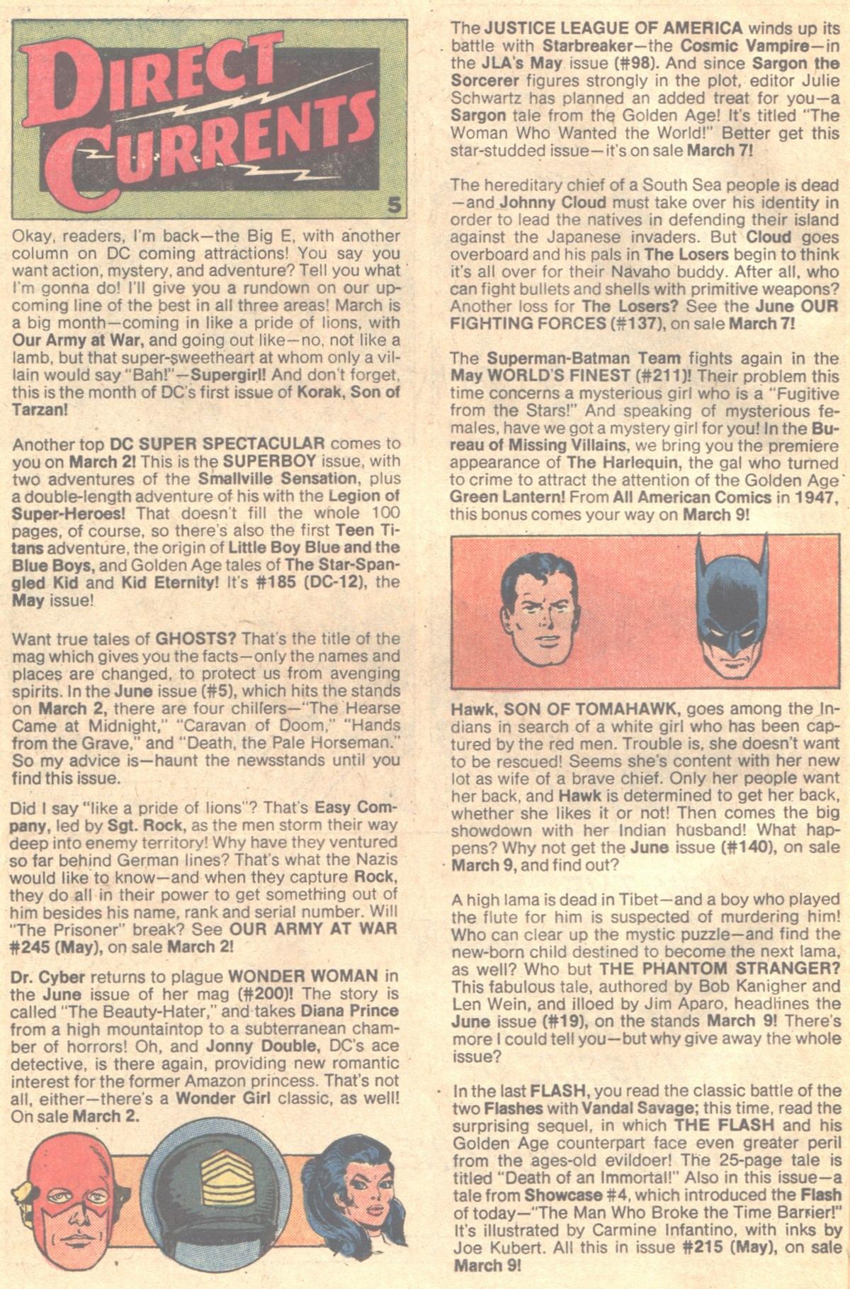 Read online Adventure Comics (1938) comic -  Issue #418 - 32