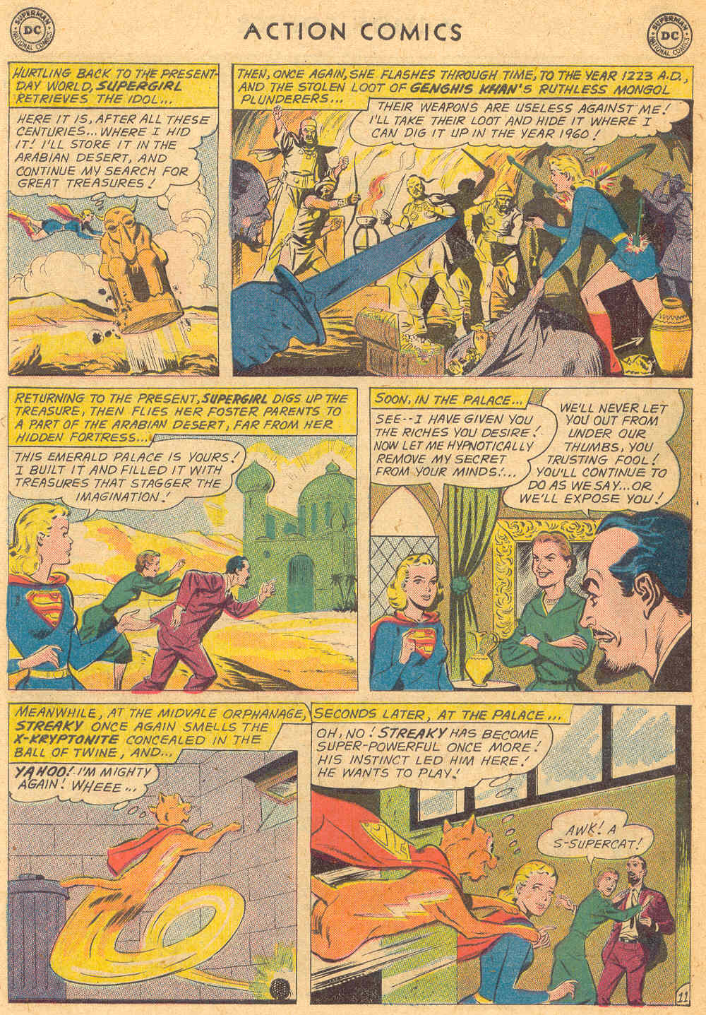 Read online Action Comics (1938) comic -  Issue #271 - 30