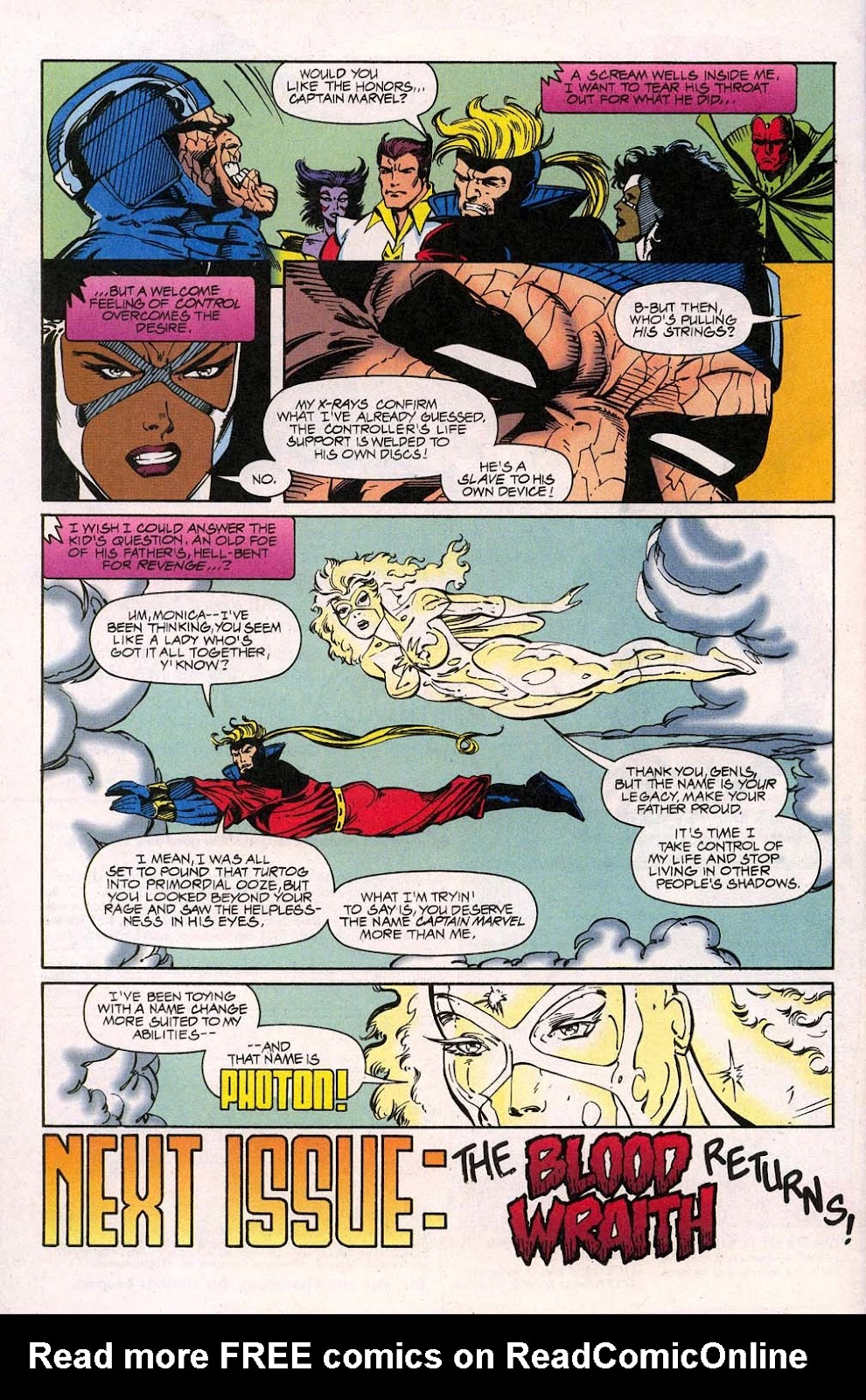 Avengers Unplugged issue 5 - Page 22