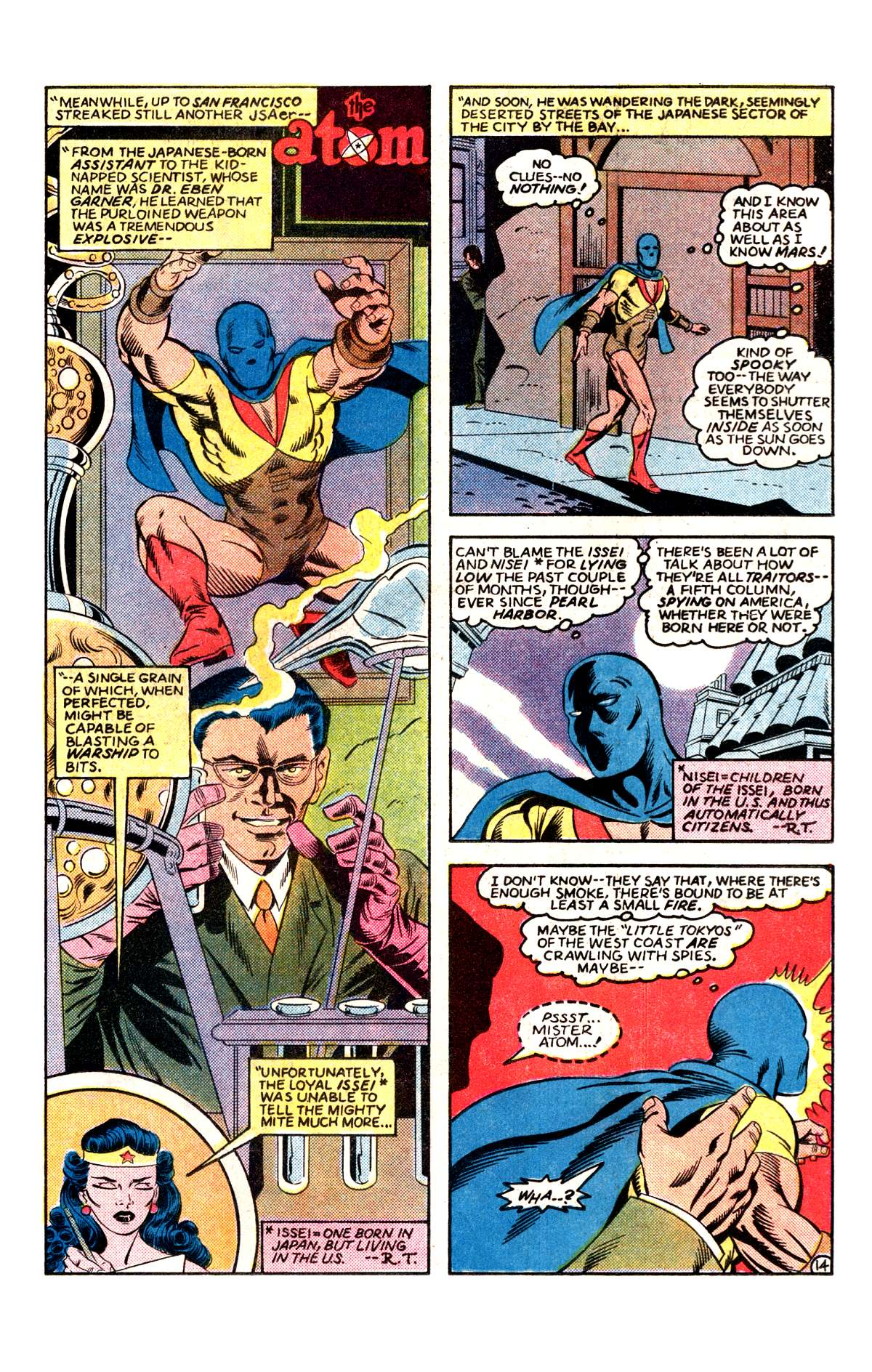 Read online All-Star Squadron comic -  Issue #30 - 15