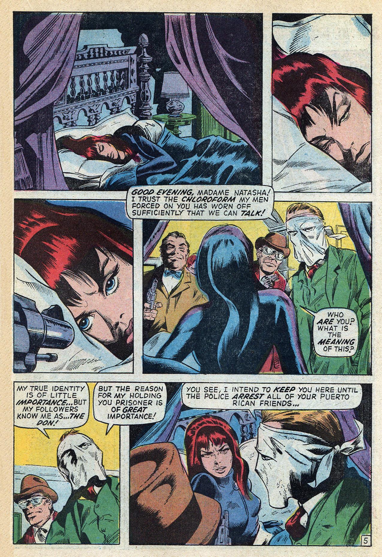 Read online Amazing Adventures (1970) comic -  Issue #3 - 23