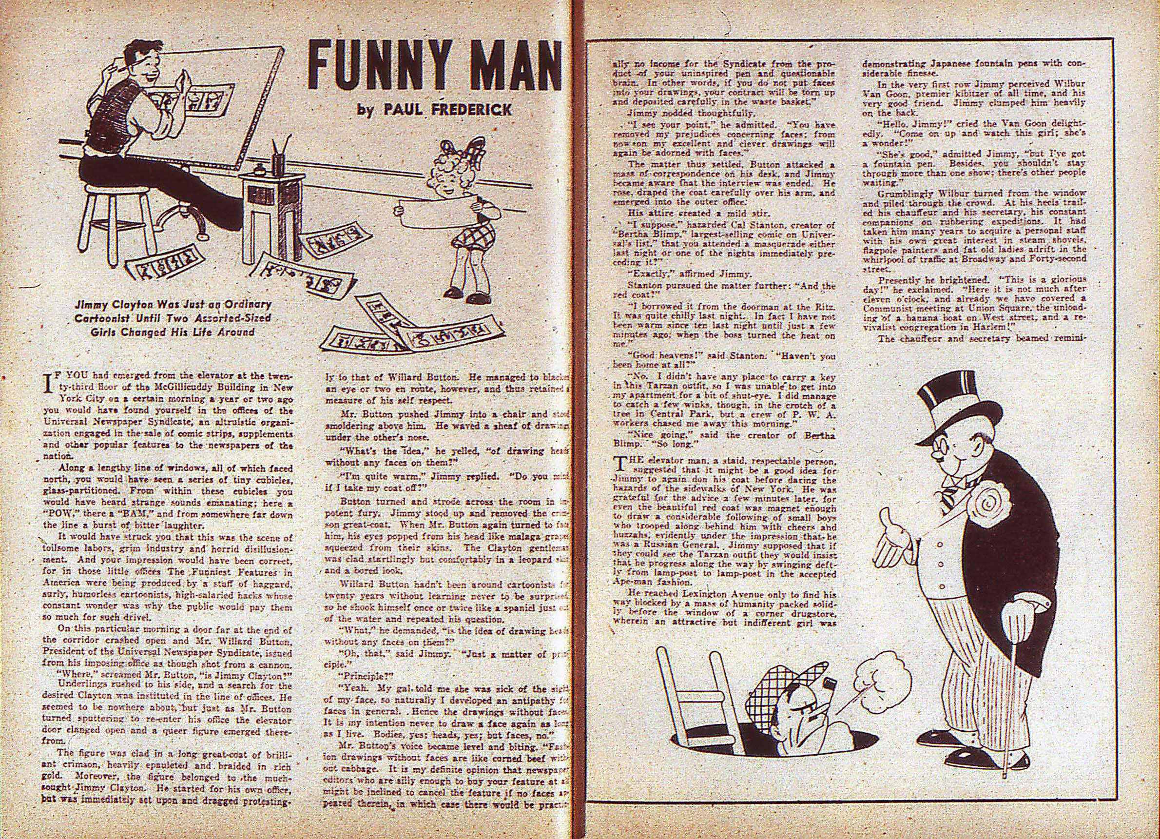 Read online Adventure Comics (1938) comic -  Issue #5 - 12
