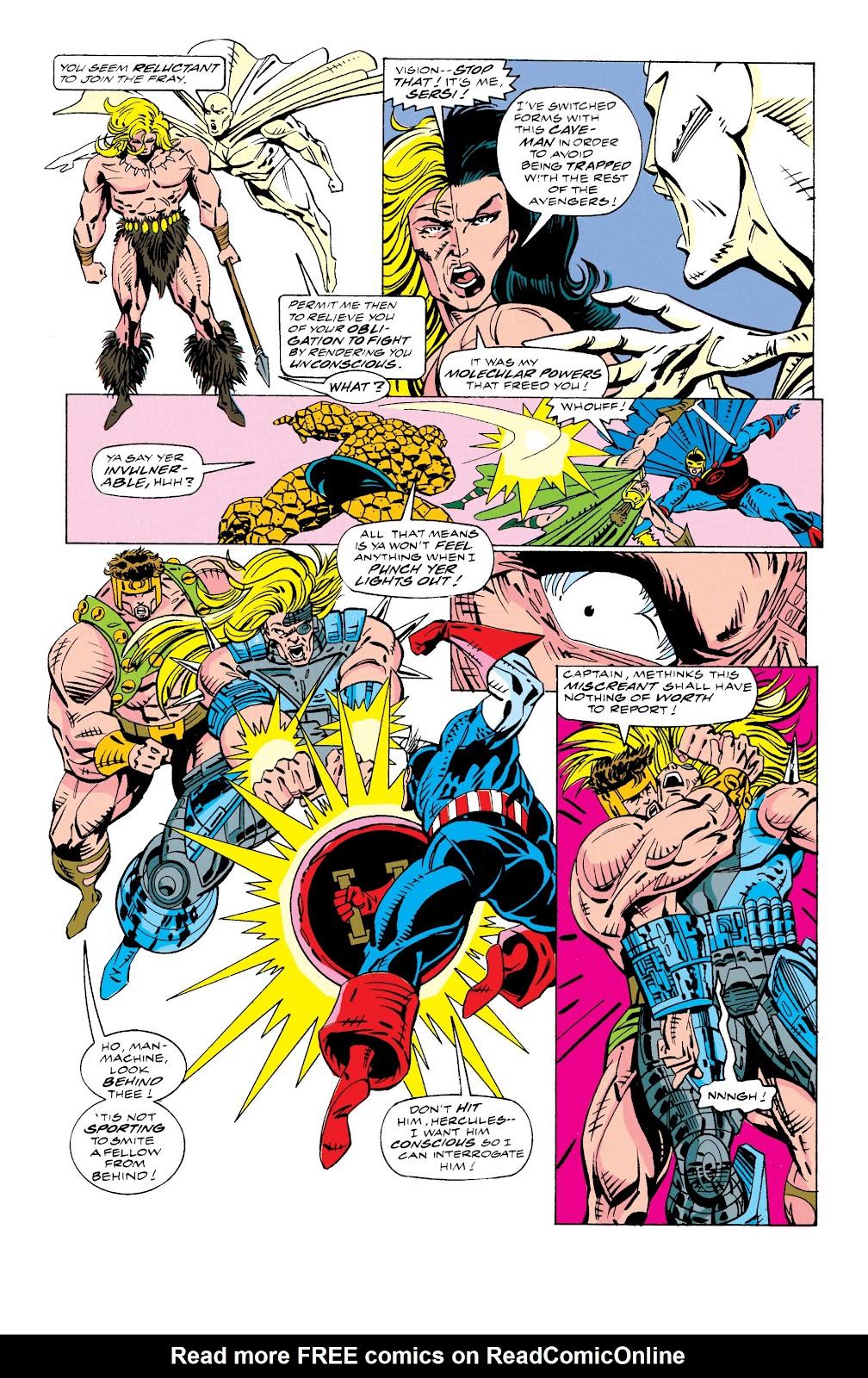 Read online Avengers: Citizen Kang comic -  Issue # TPB (Part 2) - 93