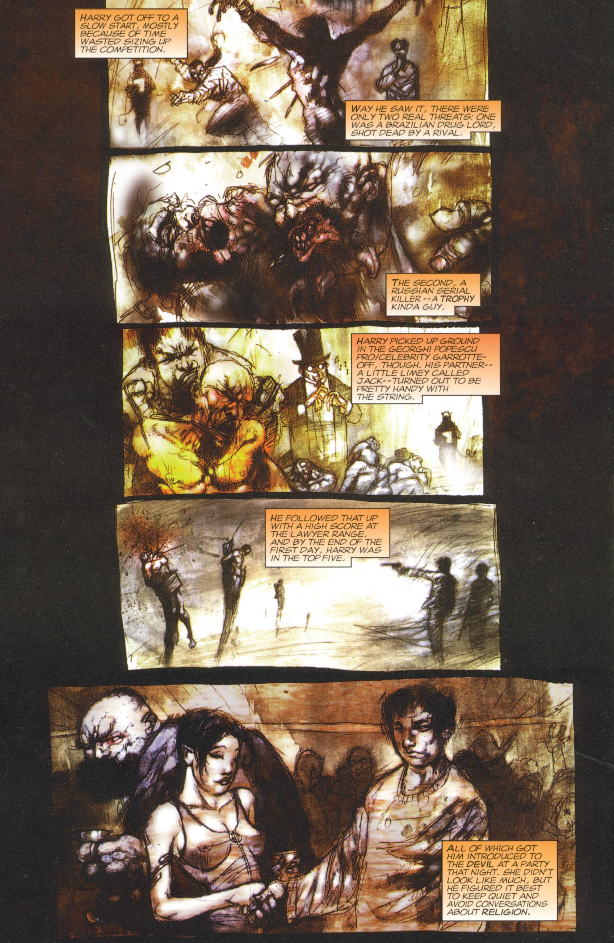 Read online Deadside comic -  Issue #3 - 12