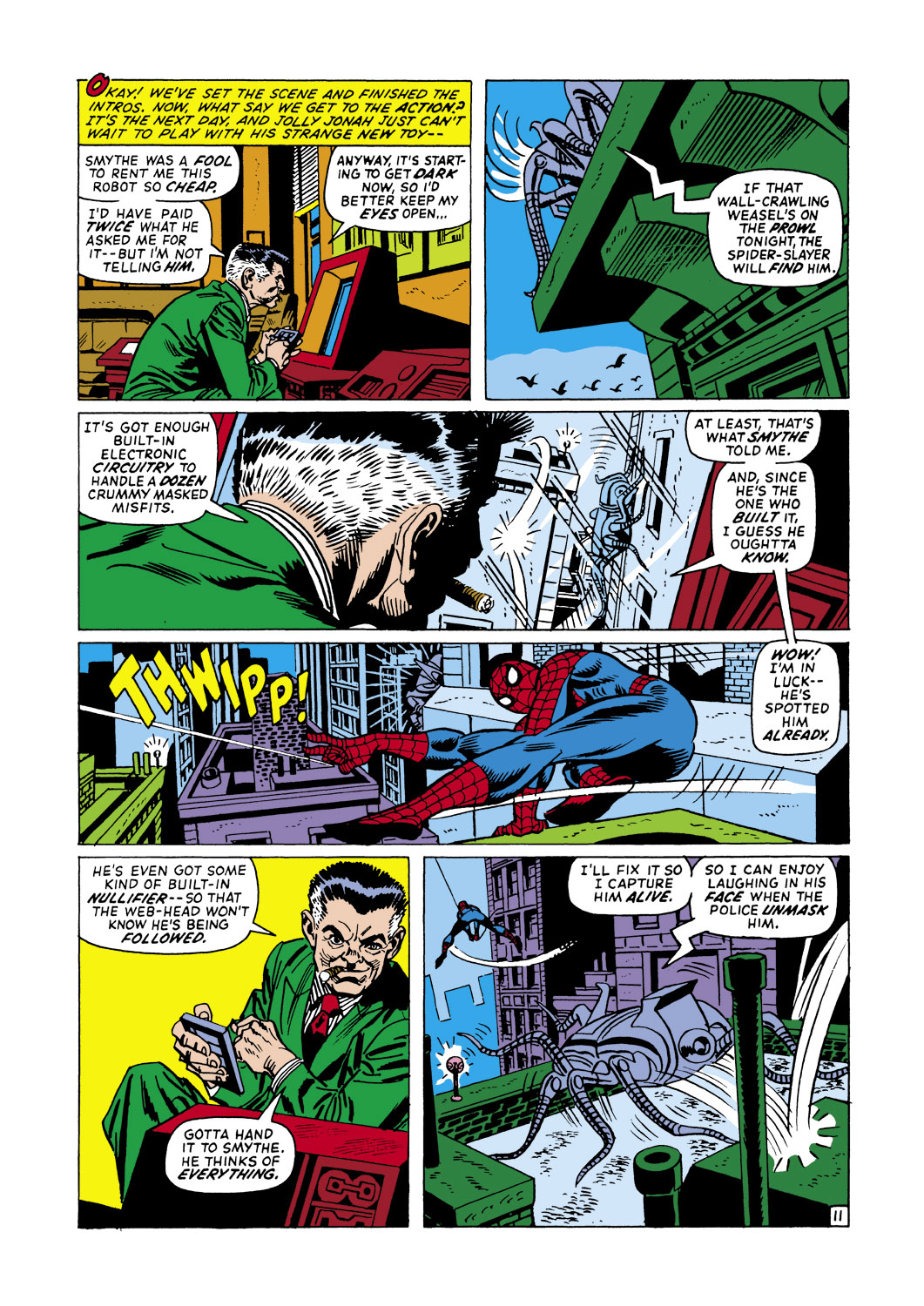 The Amazing Spider-Man (1963) 105 Page 11