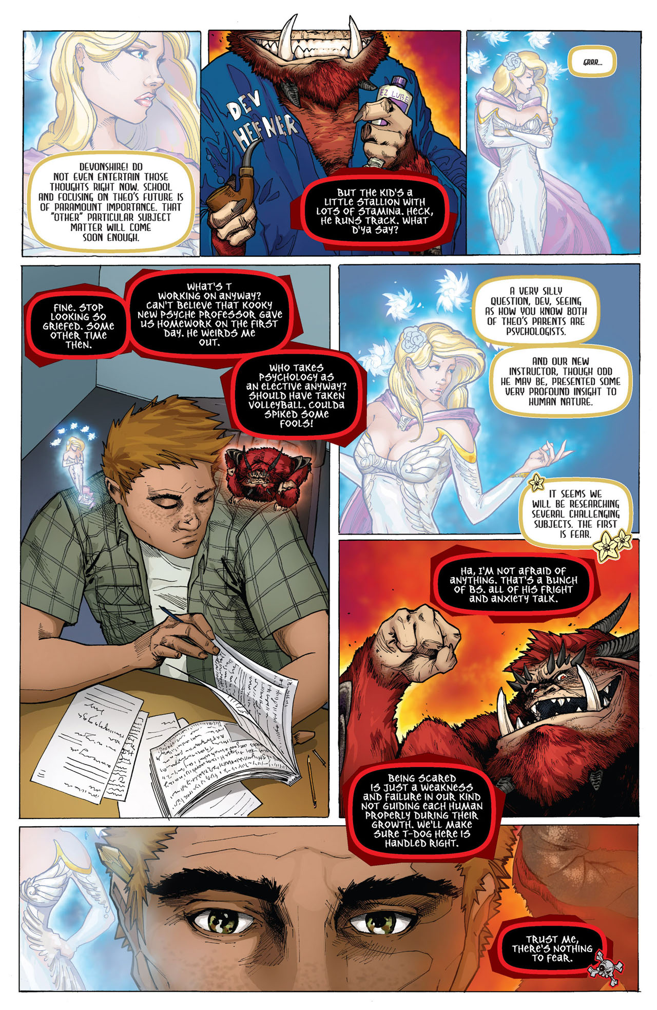 Read online Shrugged (2013) comic -  Issue #1 - 15