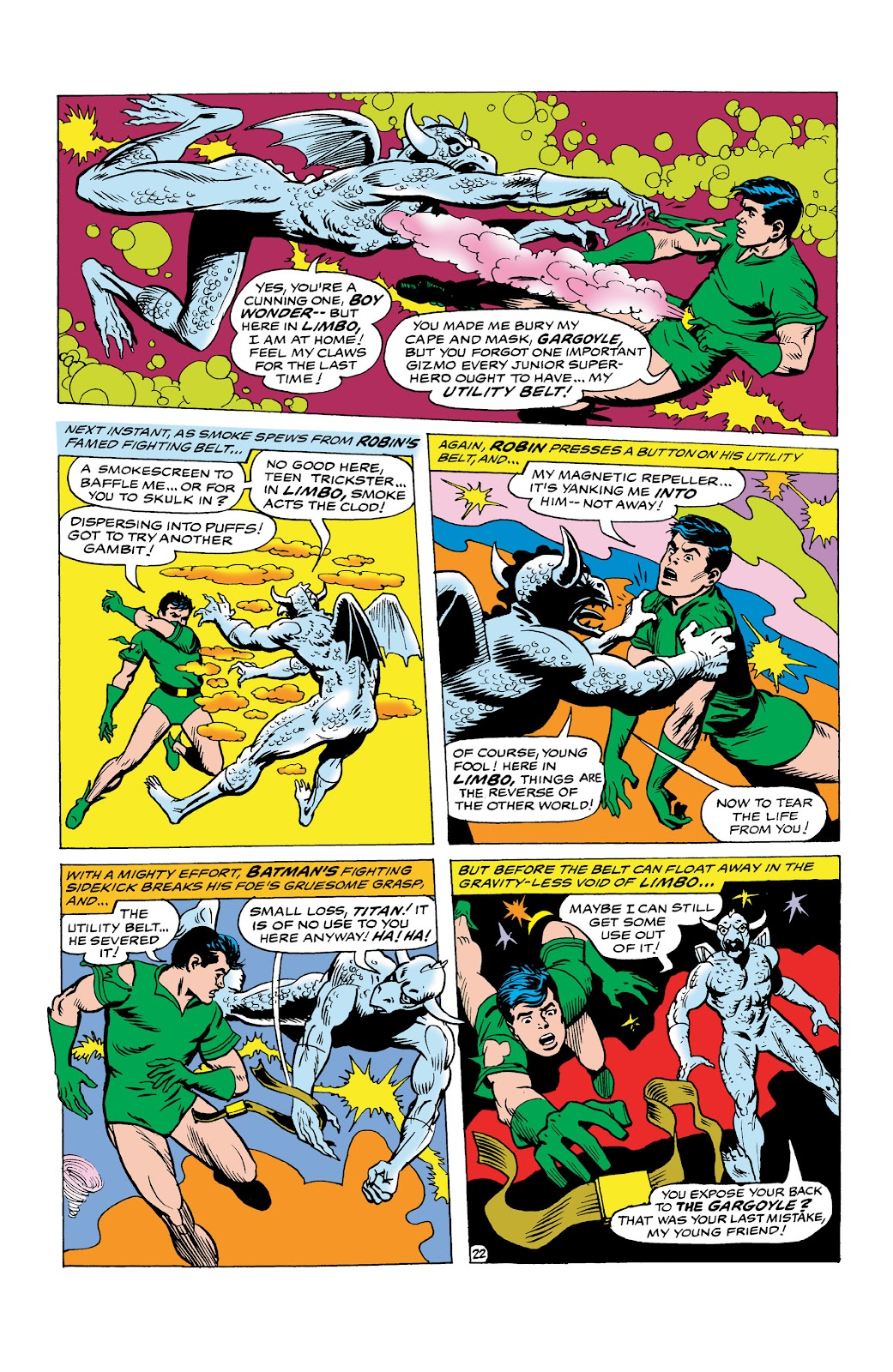 Teen Titans (1966) issue 14 - Page 23