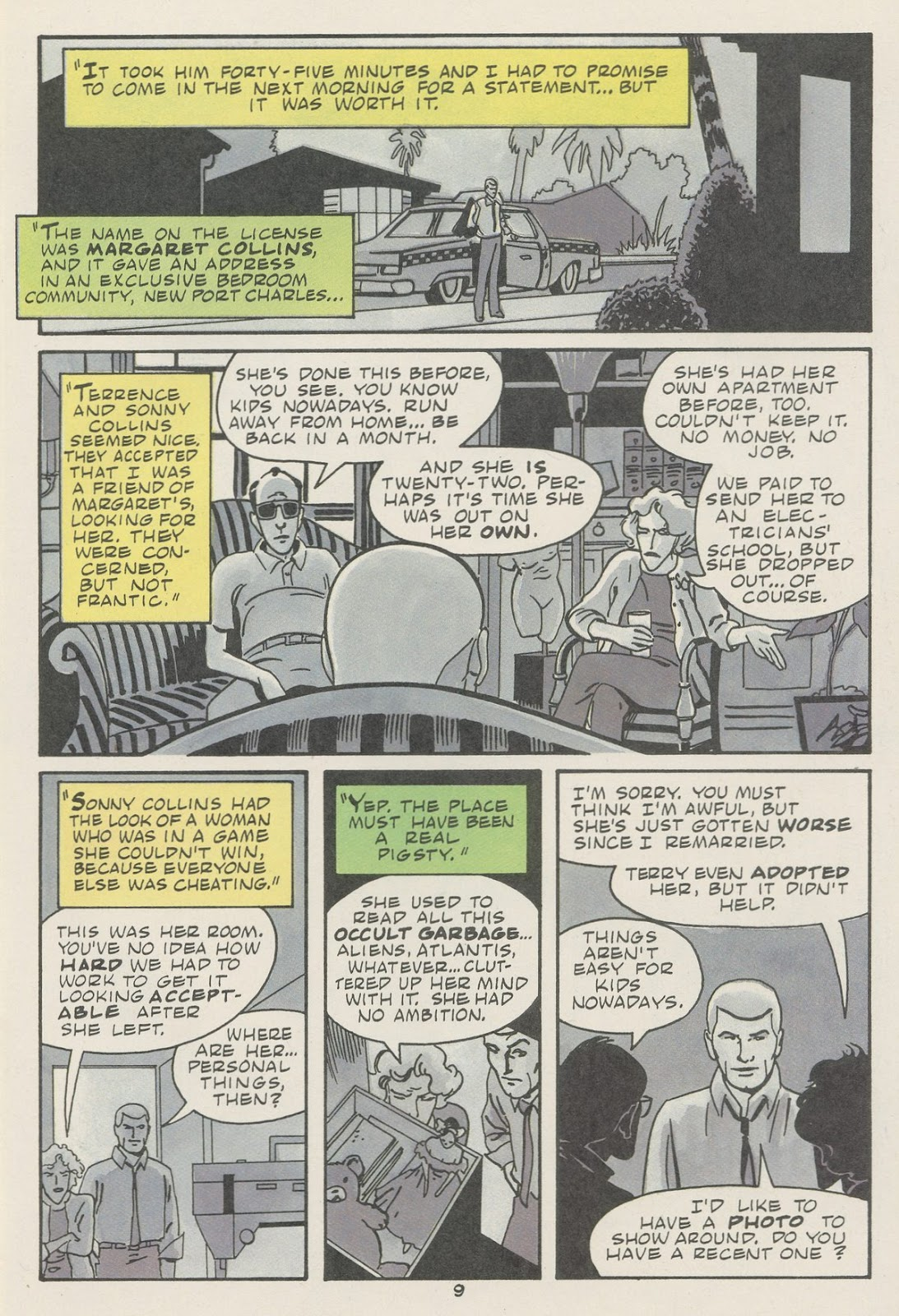 Jonny Quest (1986) issue 18 - Page 11