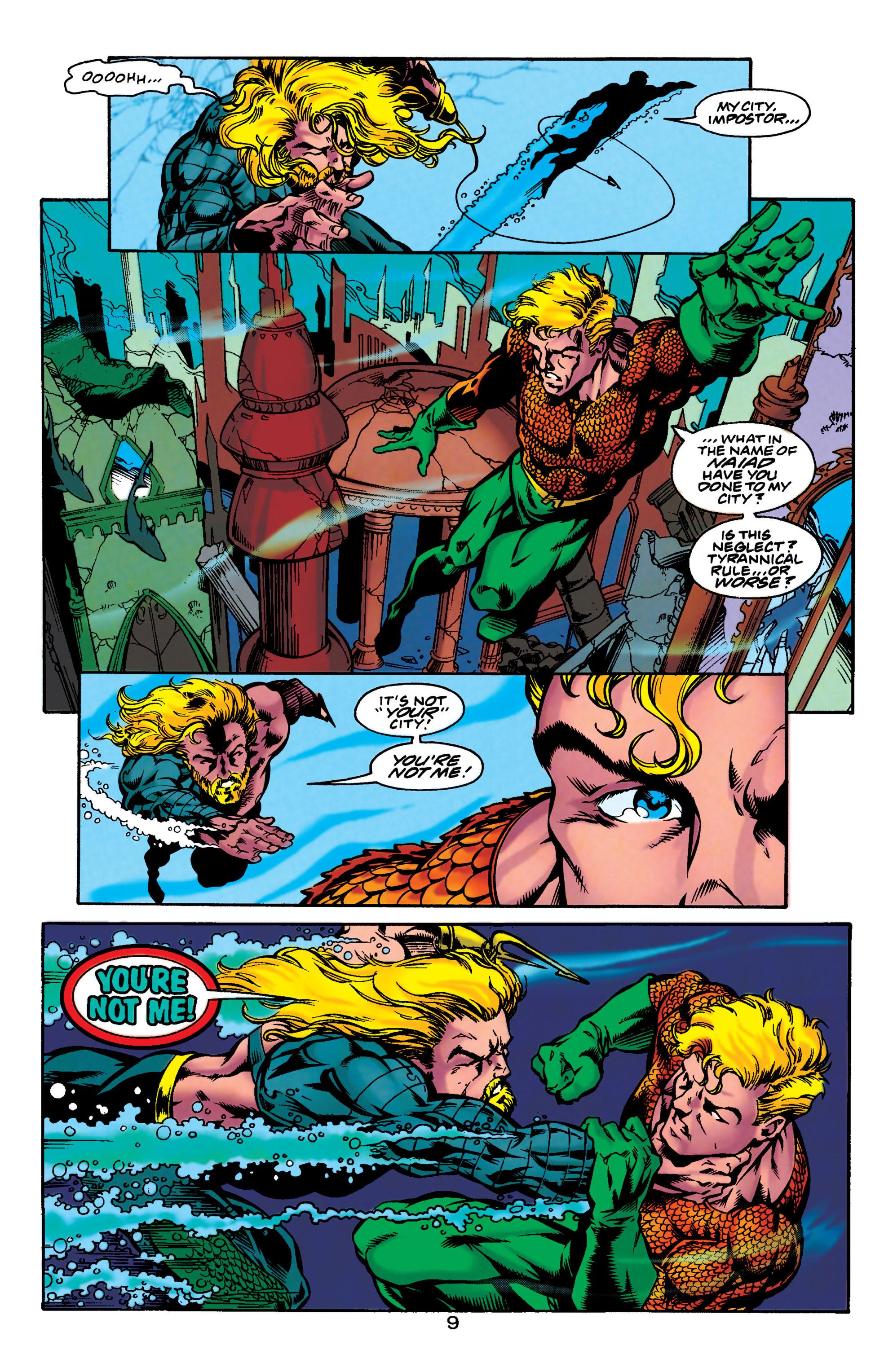Read online Aquaman (1994) comic -  Issue #47 - 10