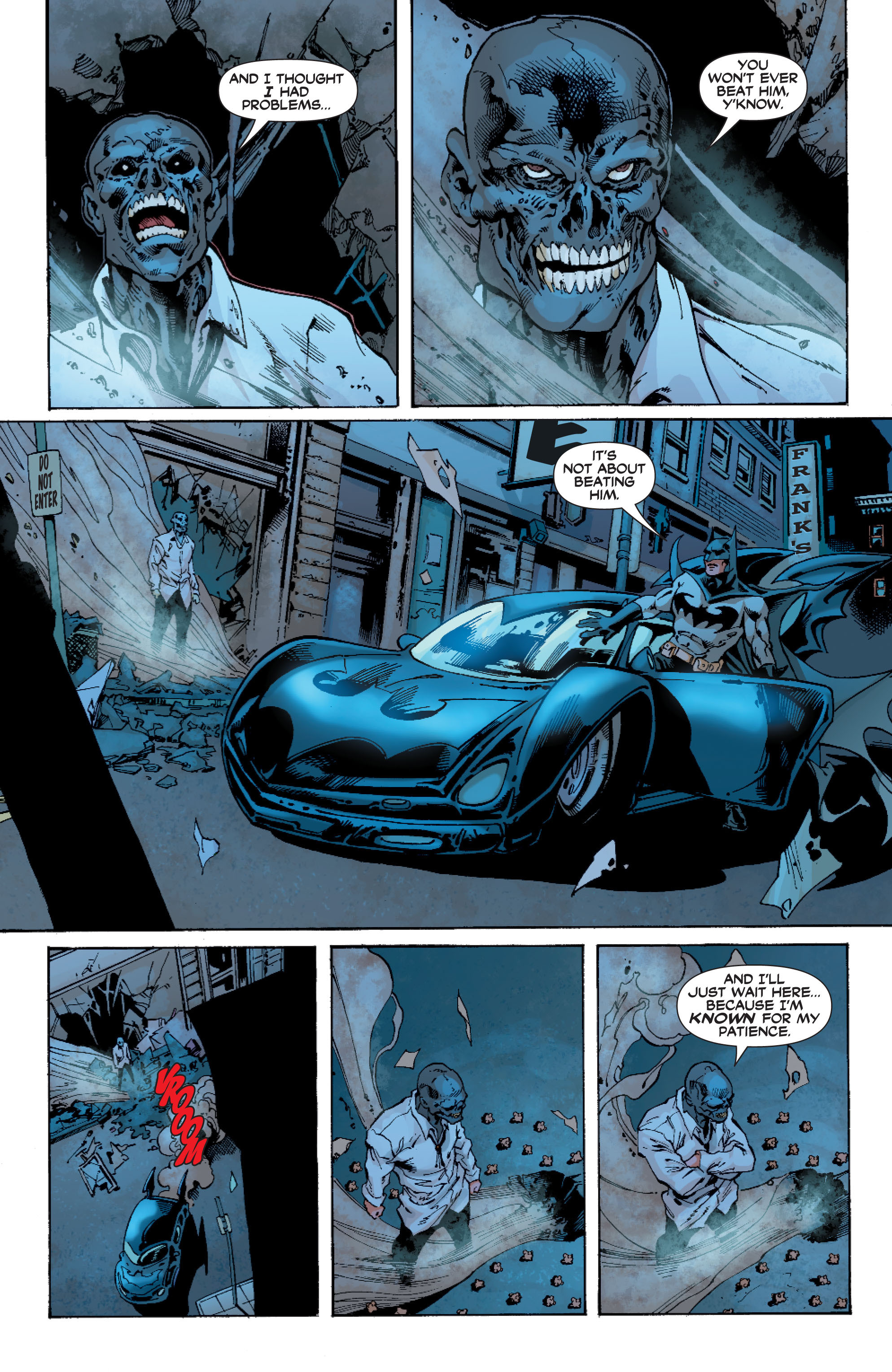 Read online Batman: Under The Red Hood comic -  Issue # Full - 287