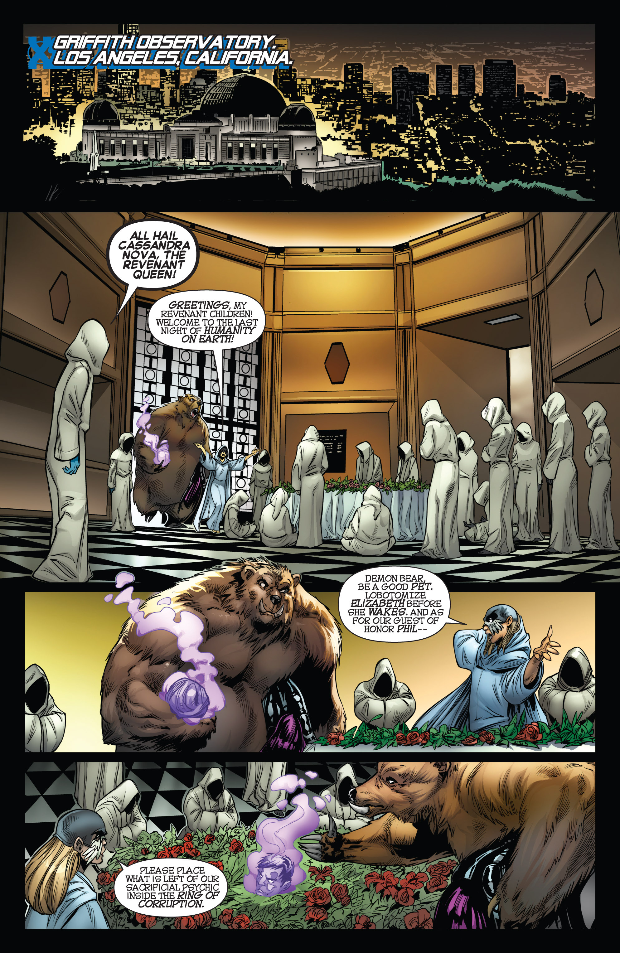 Read online Uncanny X-Force (2013) comic -  Issue #14 - 3