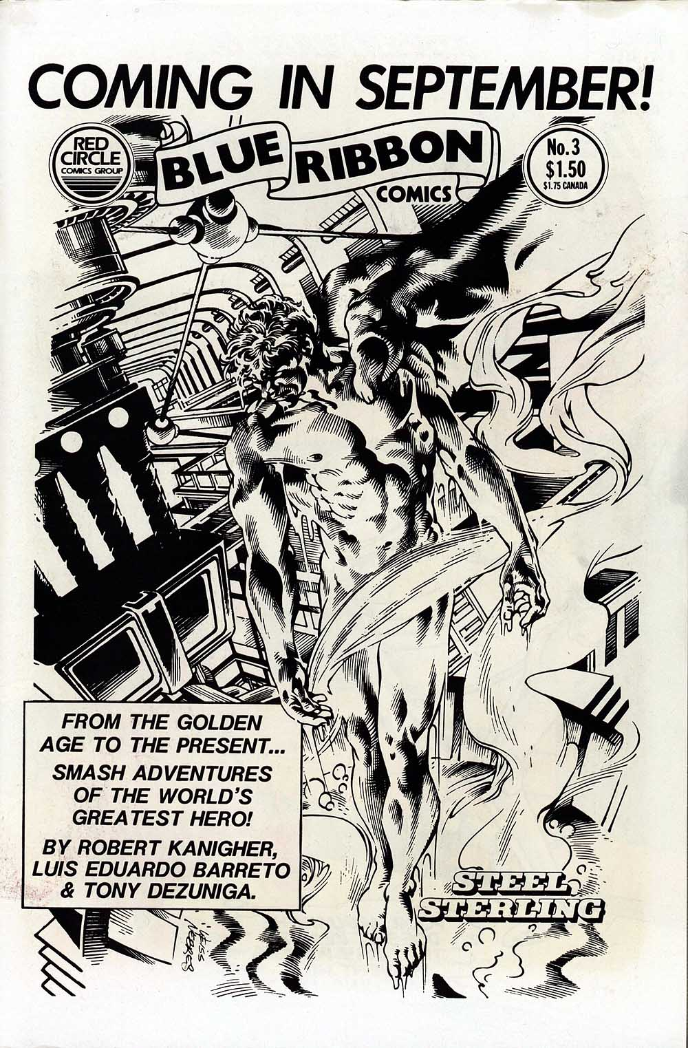 Read online The Fly (1983) comic -  Issue #4 - 35