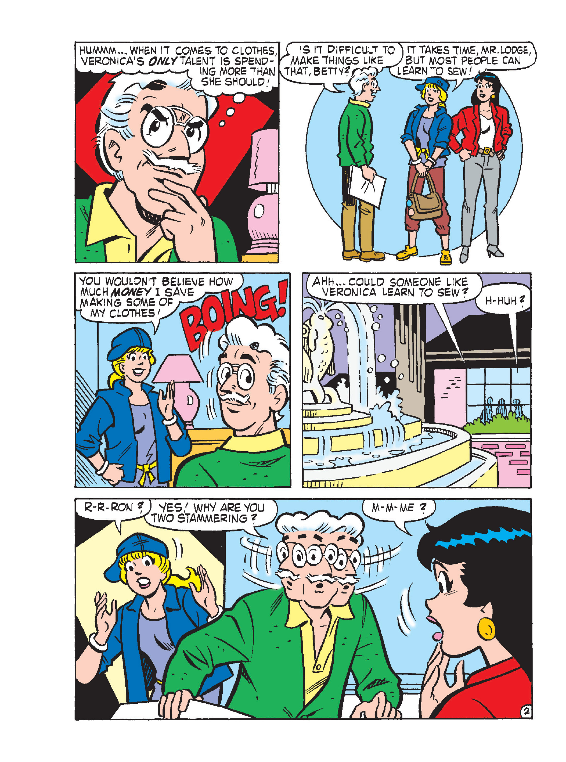 Read online Archie 1000 Page Comics Blowout! comic -  Issue # TPB (Part 2) - 200