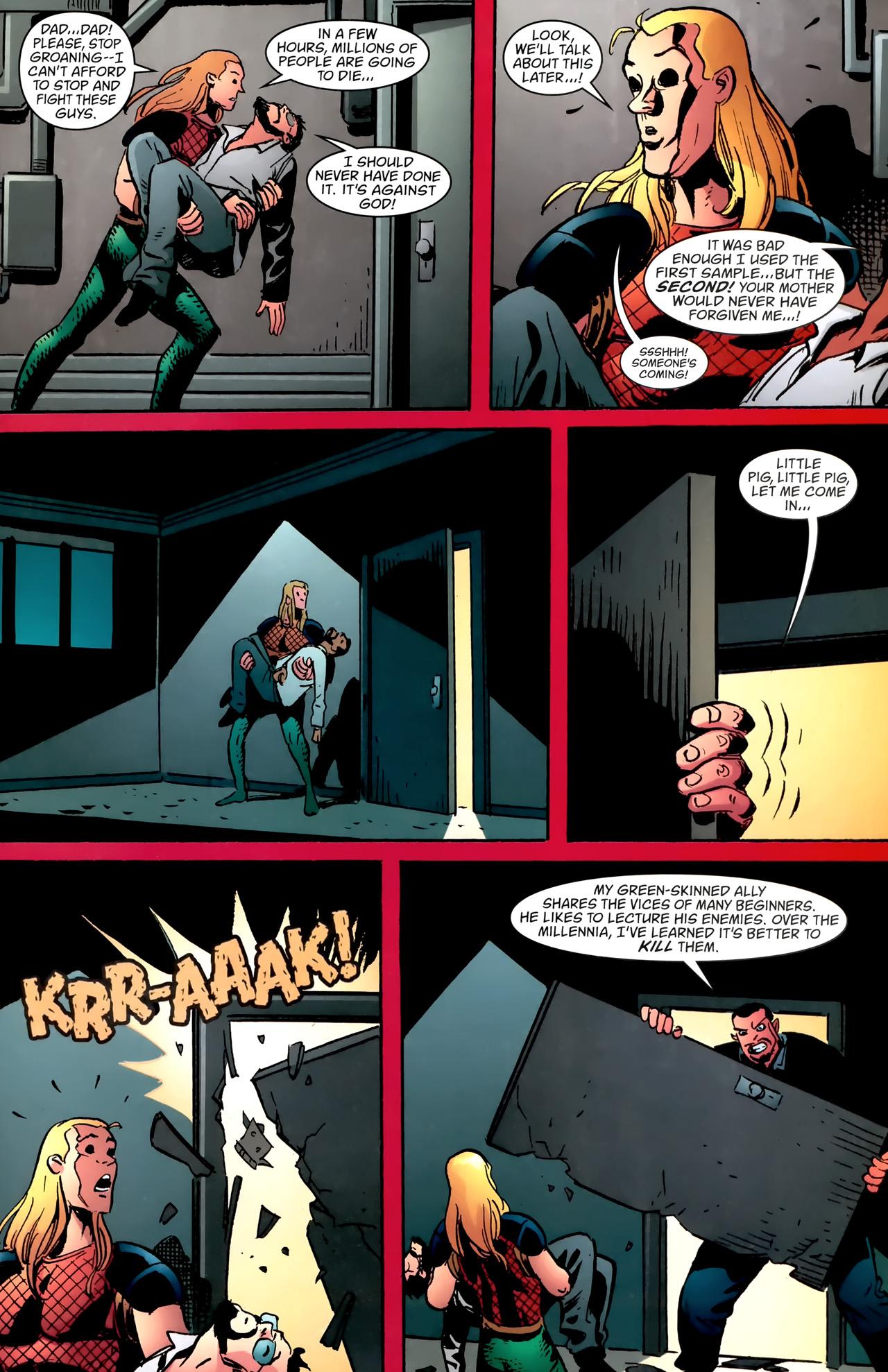 Read online Aquaman: Sword of Atlantis comic -  Issue #55 - 18