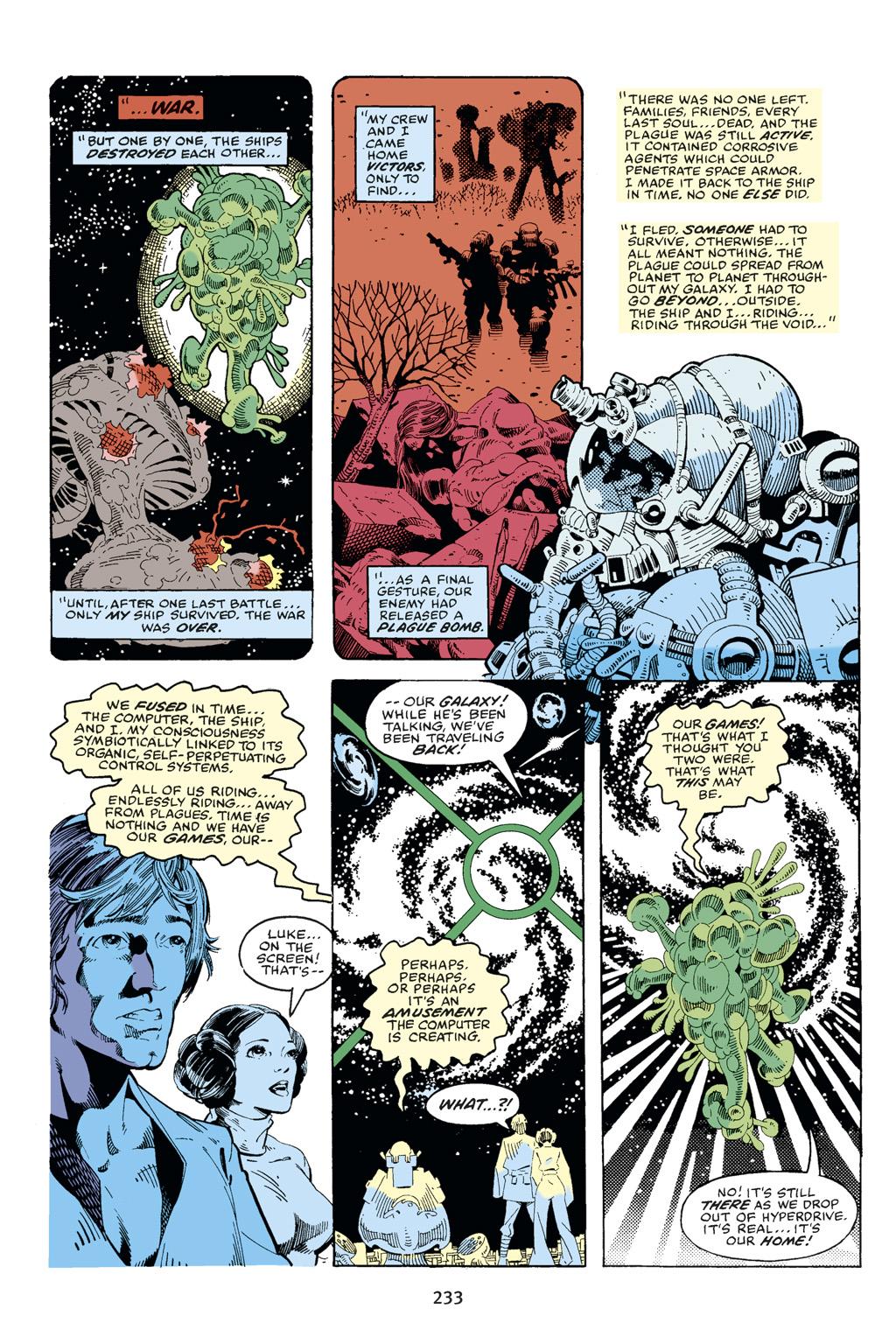 Read online Star Wars Omnibus comic -  Issue # Vol. 14 - 231