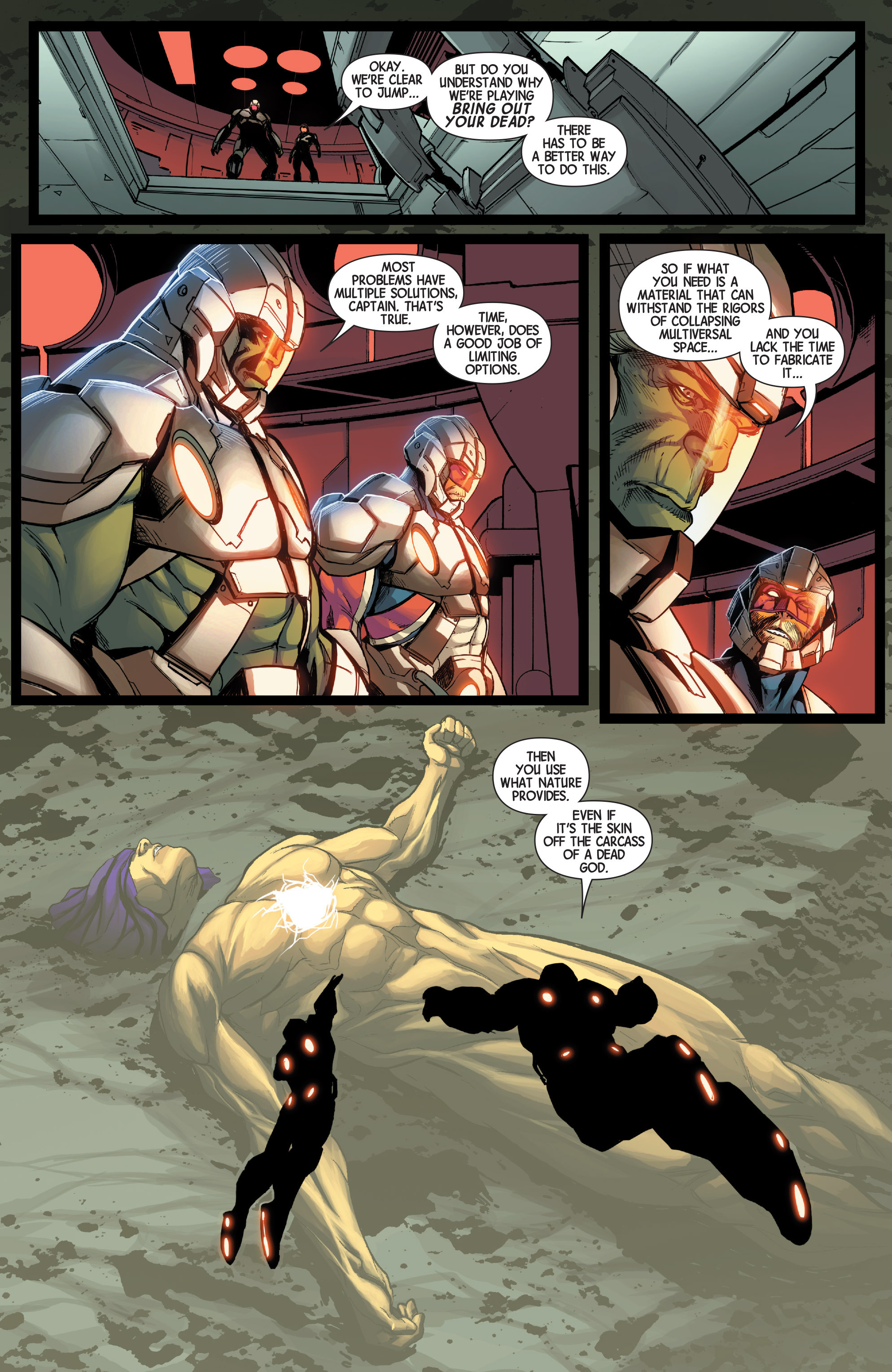 Read online Avengers (2013) comic -  Issue #42 - 6