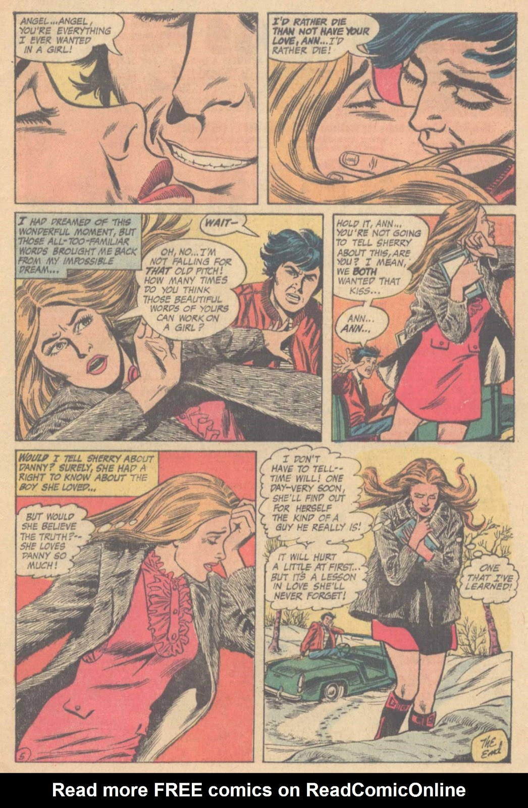 Young Romance issue 195 - Page 33