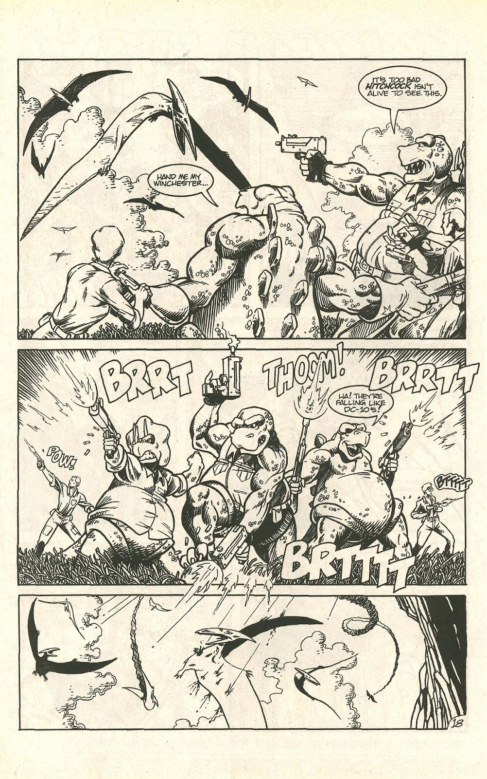 Dinosaurs For Hire (1988) issue 9 - Page 24