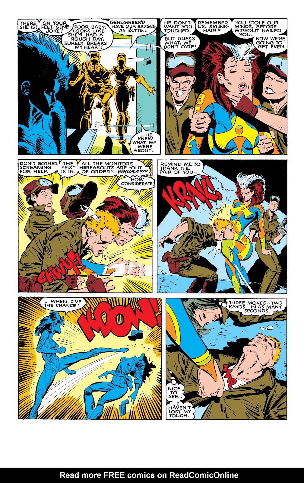 Uncanny X-Men (1963) issue 236 - Page 18