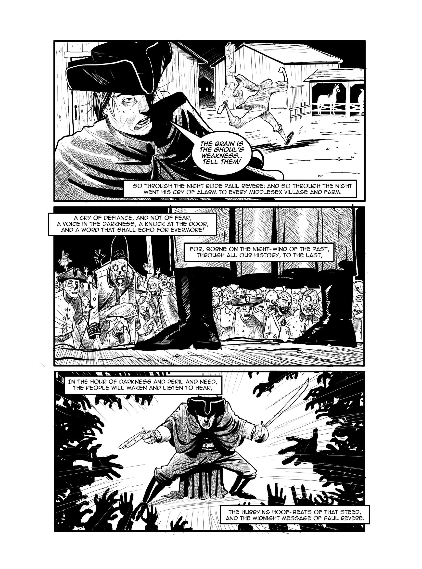Read online FUBAR comic -  Issue #3 - 56