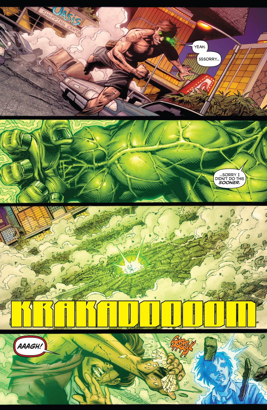 Read online Incredible Hulks (2010) comic -  Issue # _TPB Heart of the Monster - 57