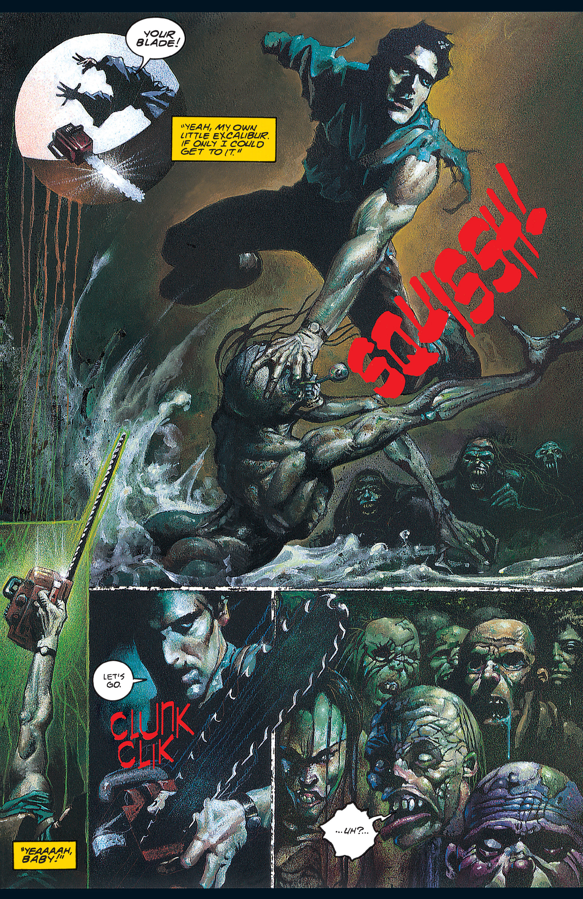 Read online Army of Darkness (1992) comic -  Issue #1 - 15