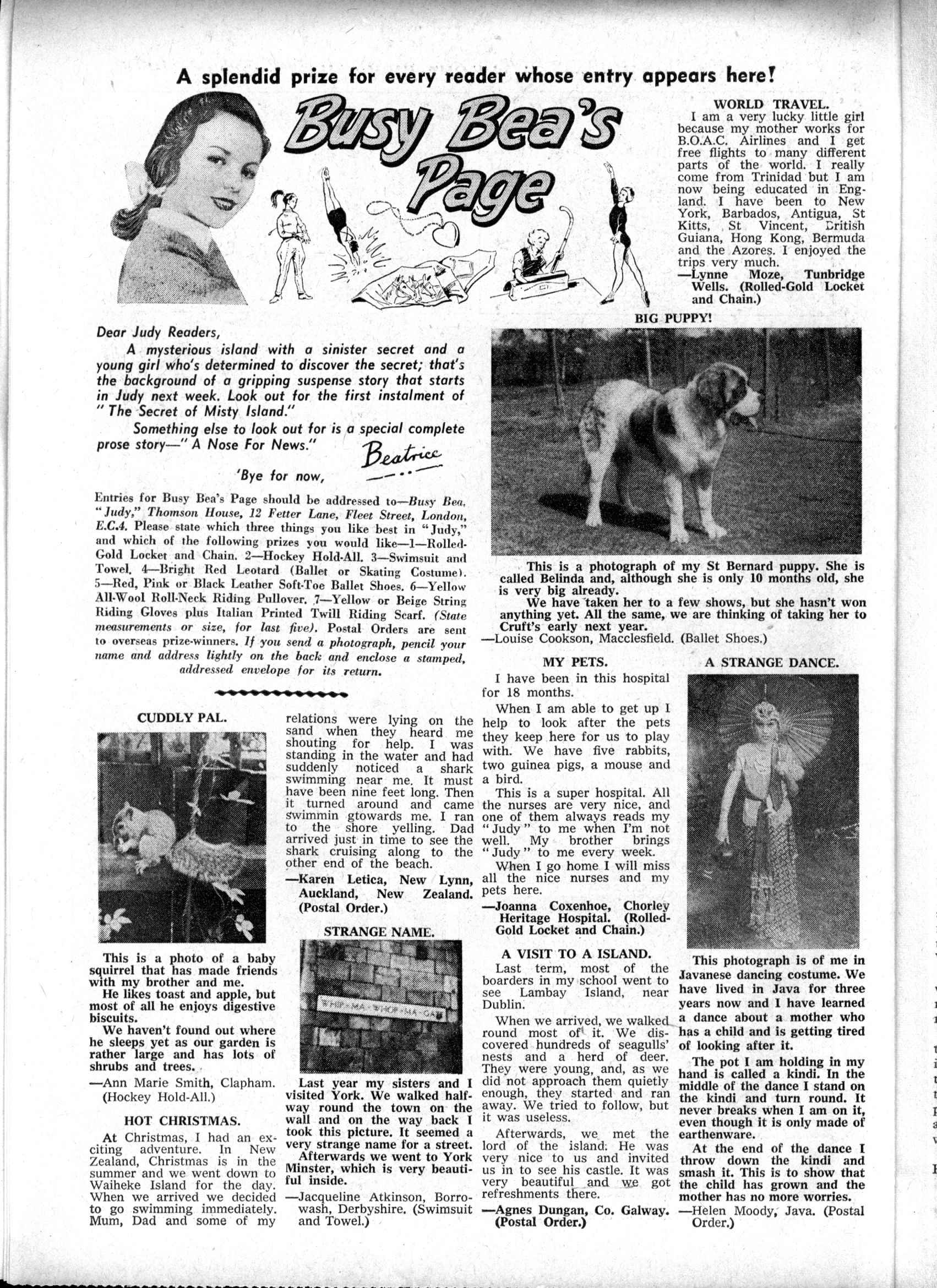 Read online Judy comic -  Issue #190 - 10