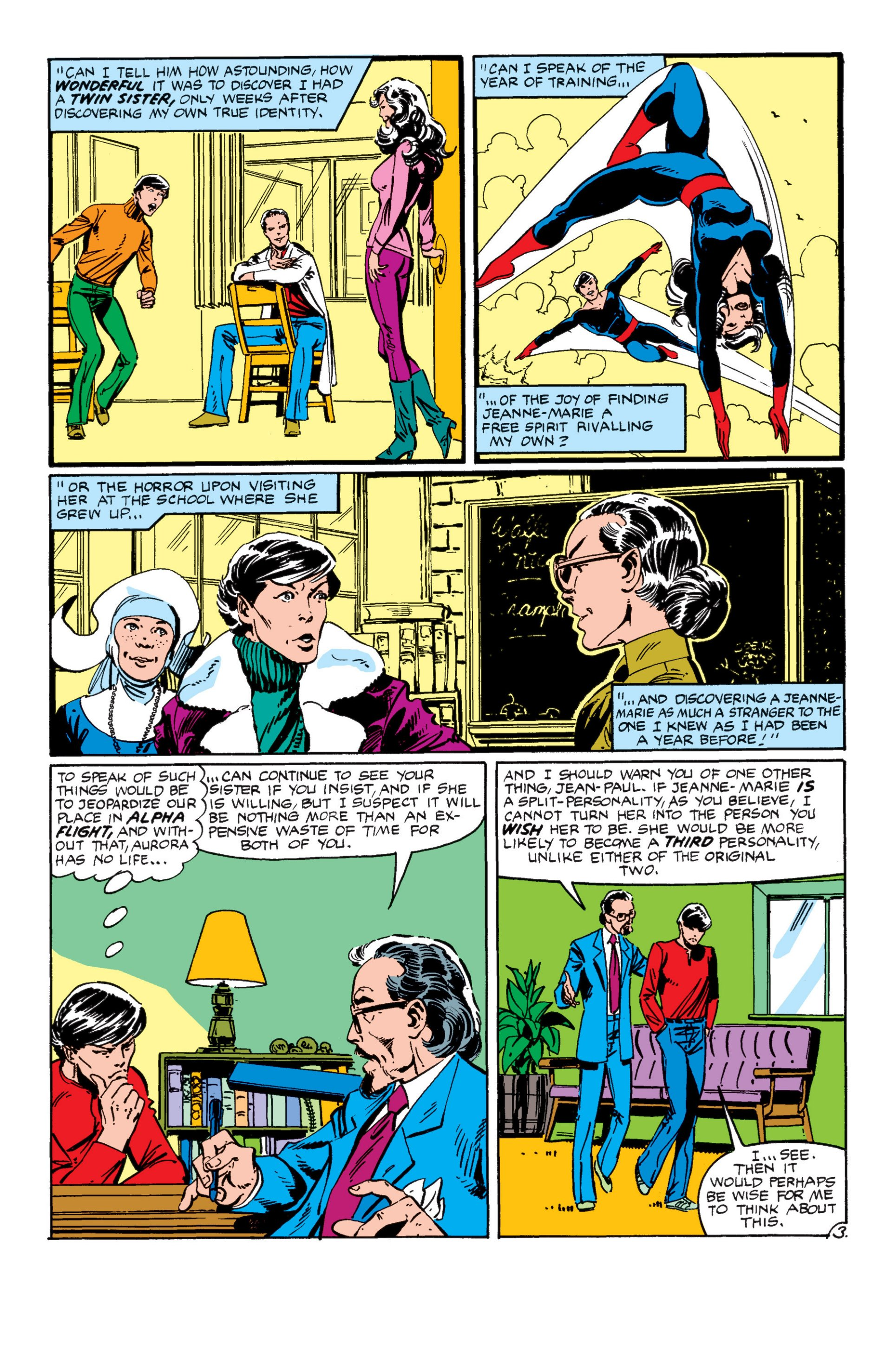 Read online Alpha Flight (1983) comic -  Issue #7 - 4