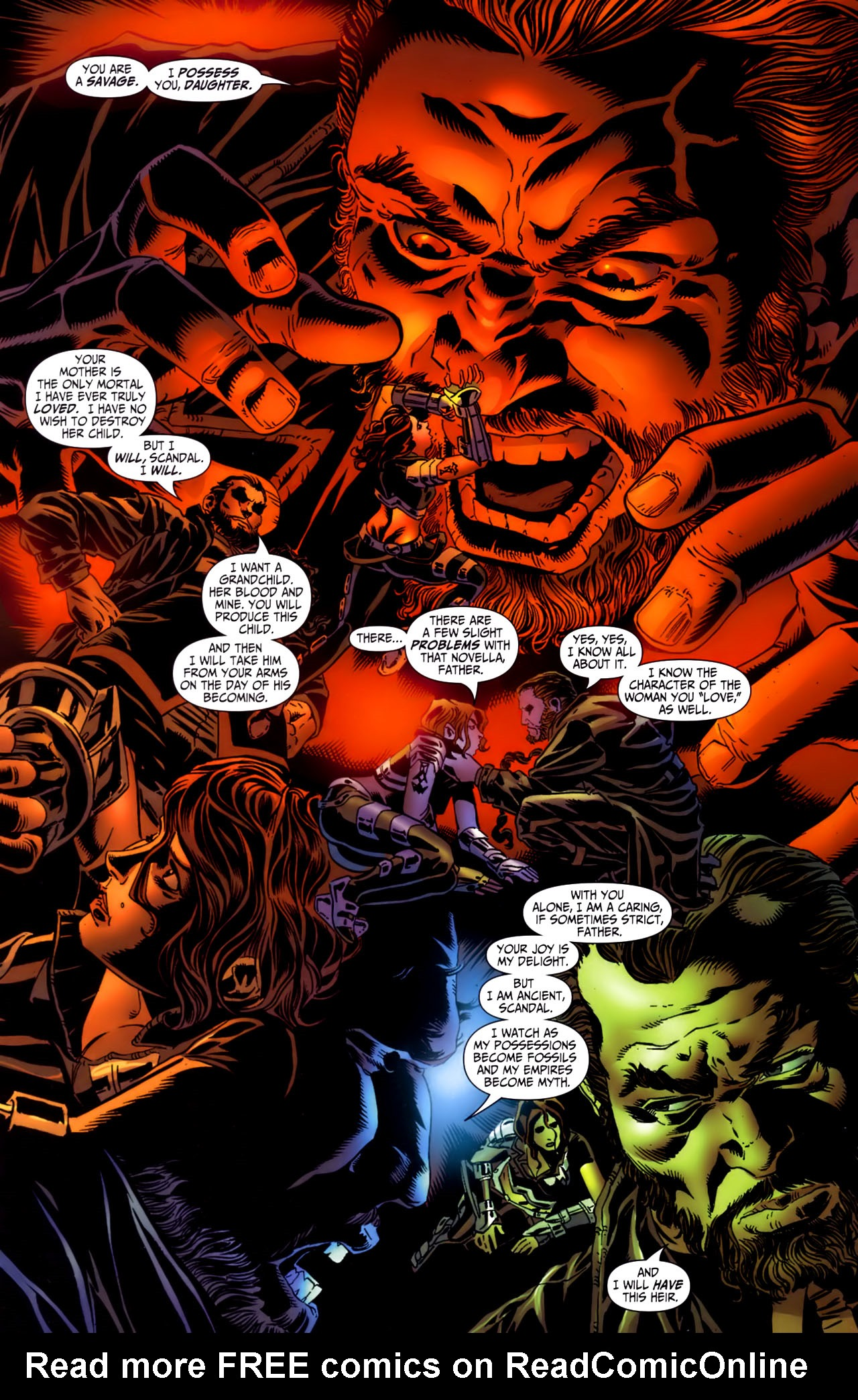 Read online Secret Six (2006) comic -  Issue #3 - 11